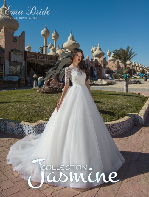 Wedding dresses Jasmine 2018