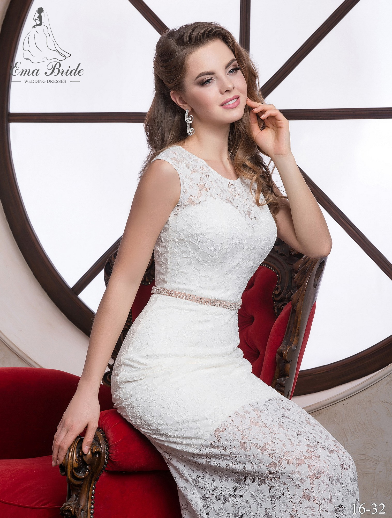 Wedding dress 16-32 wholesale