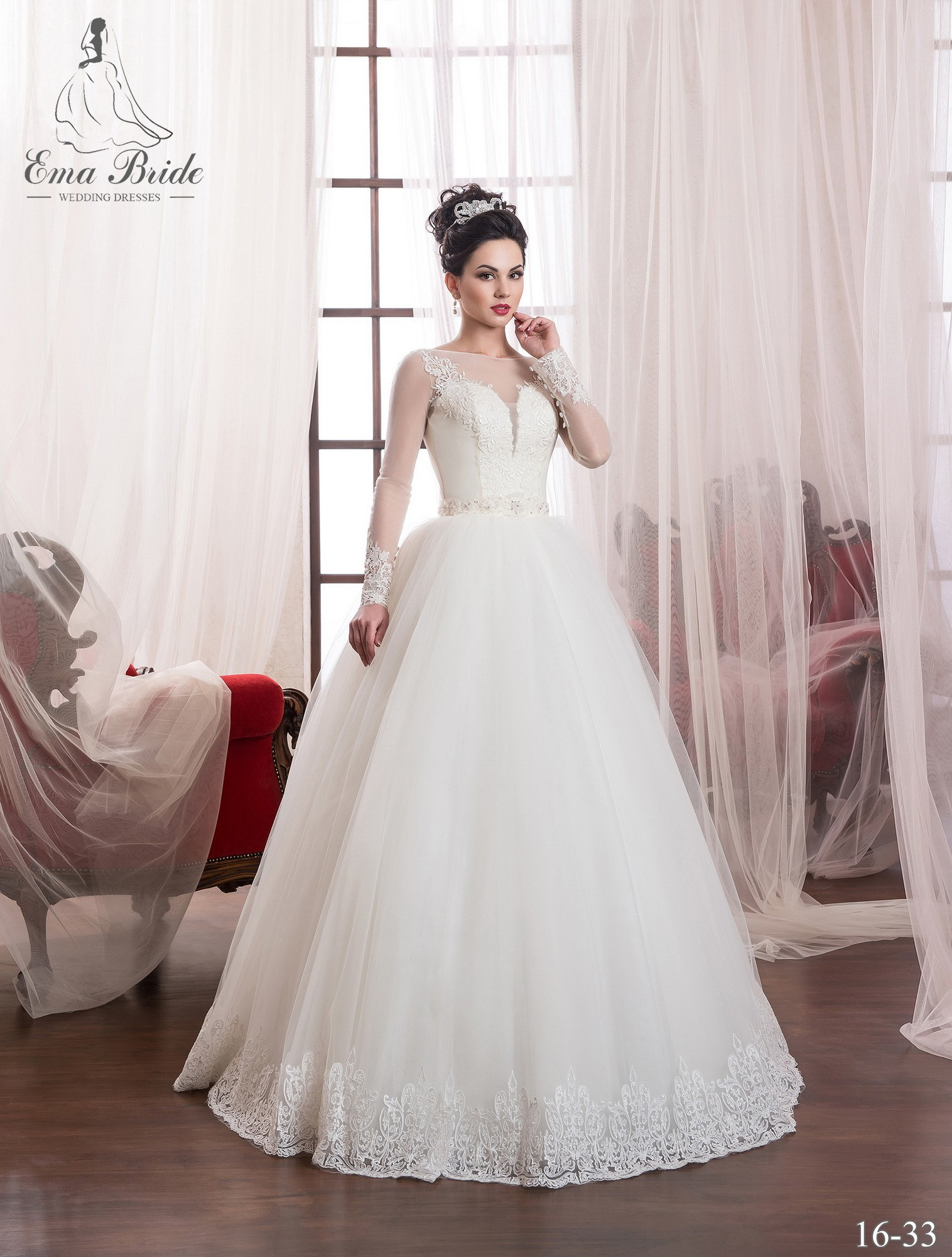 Wedding dress 16-33 wholesale