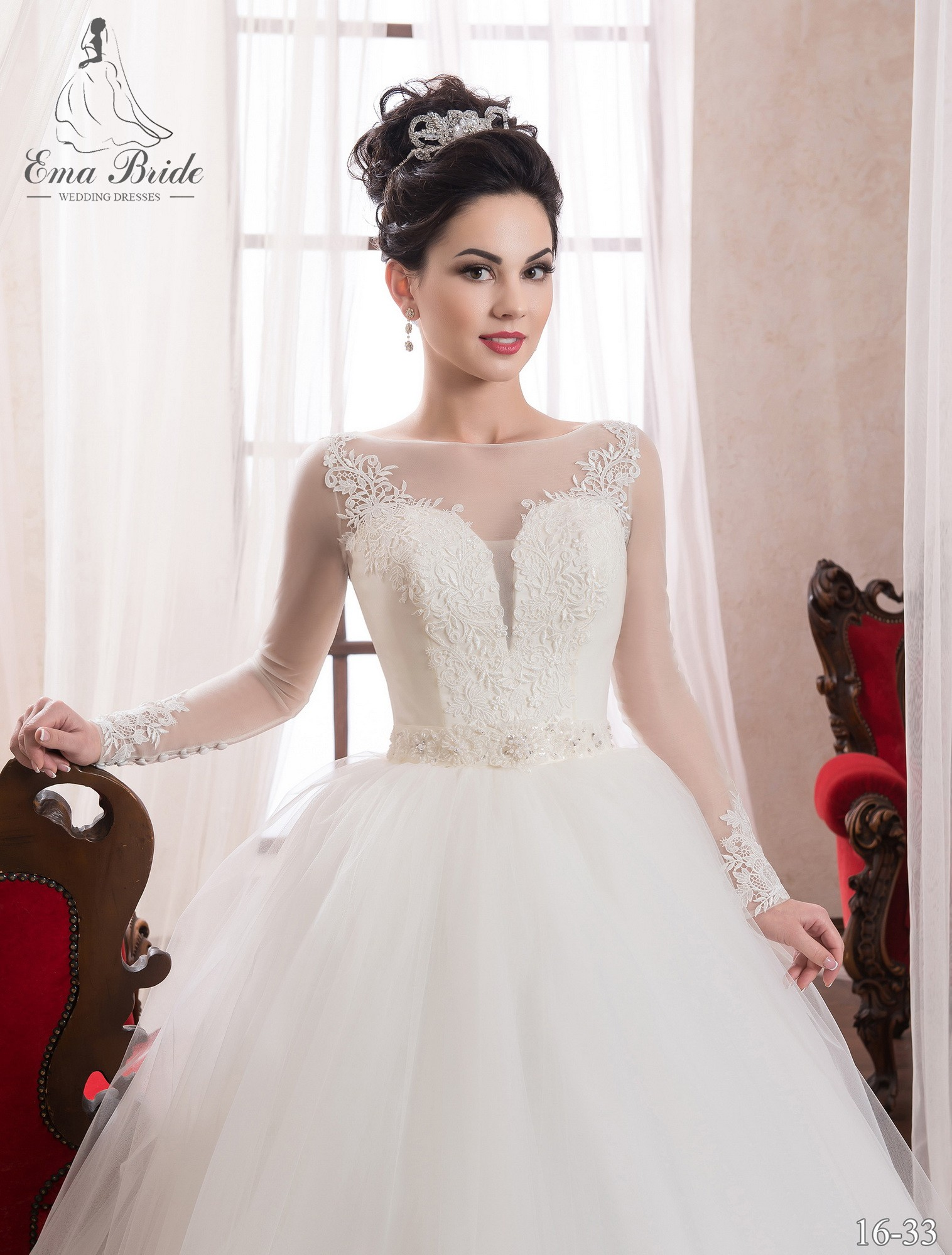 Wedding dress 16-33 wholesale-1