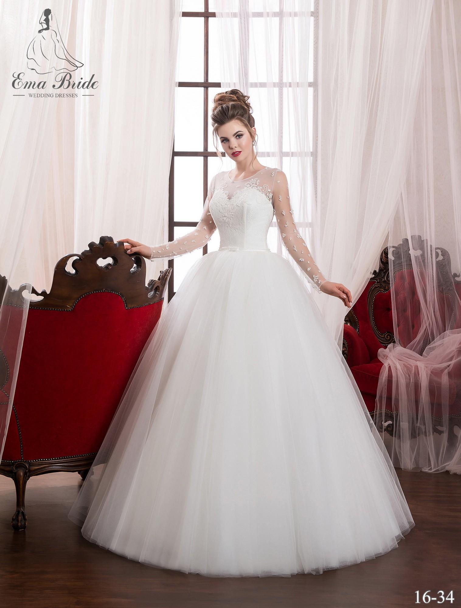 Wedding dress 16-34 wholesale-1