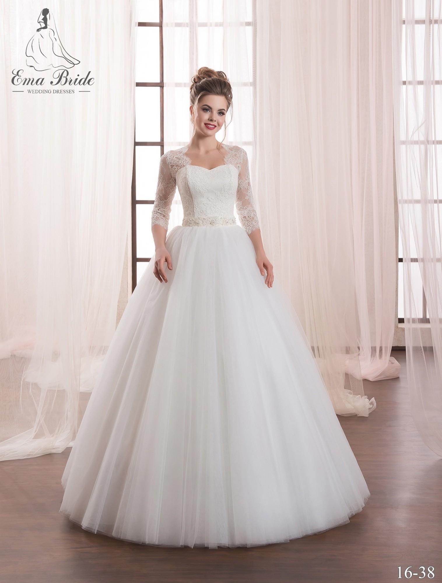 Wedding Dresses 16-38