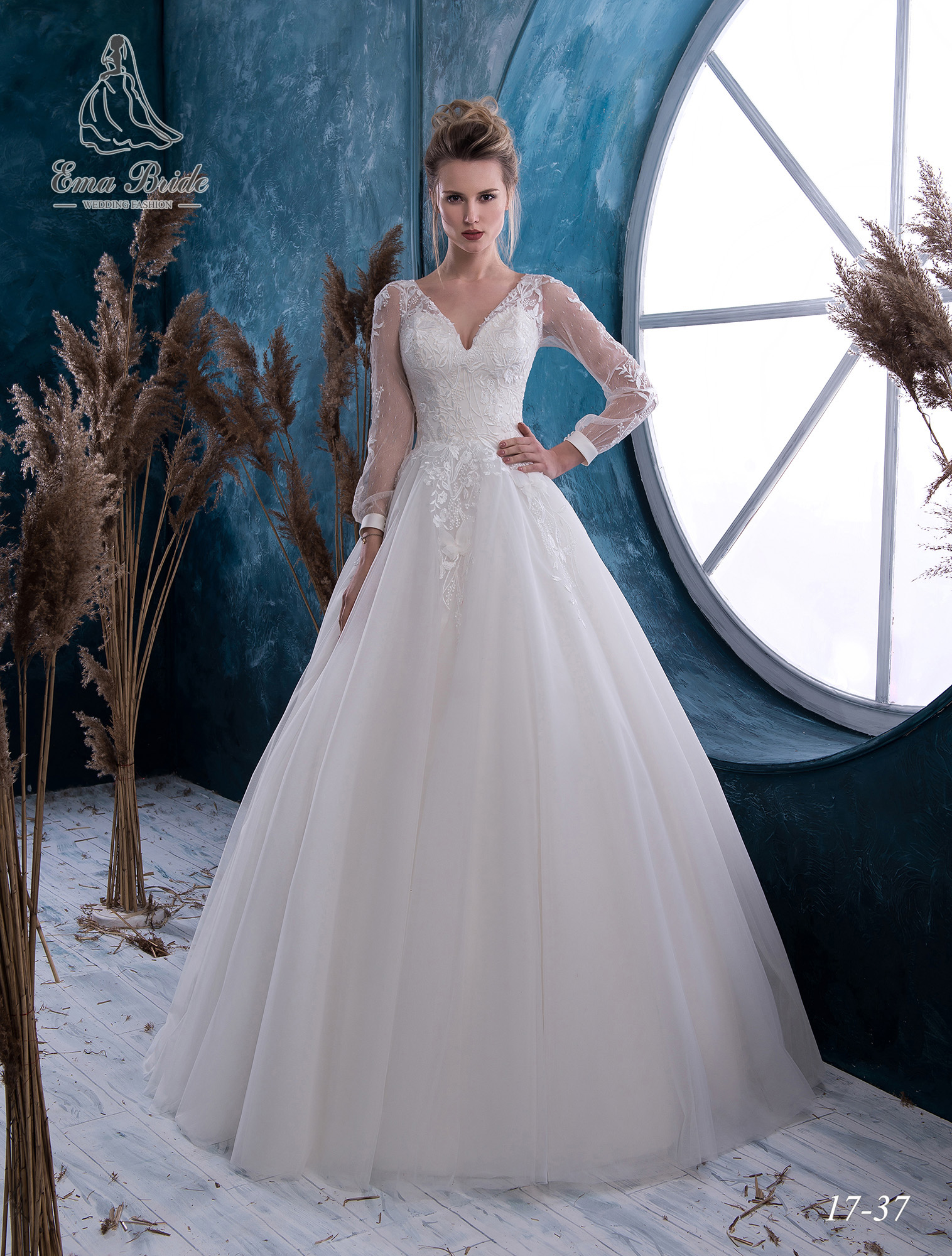 Wedding dress 17-37 wholesale
