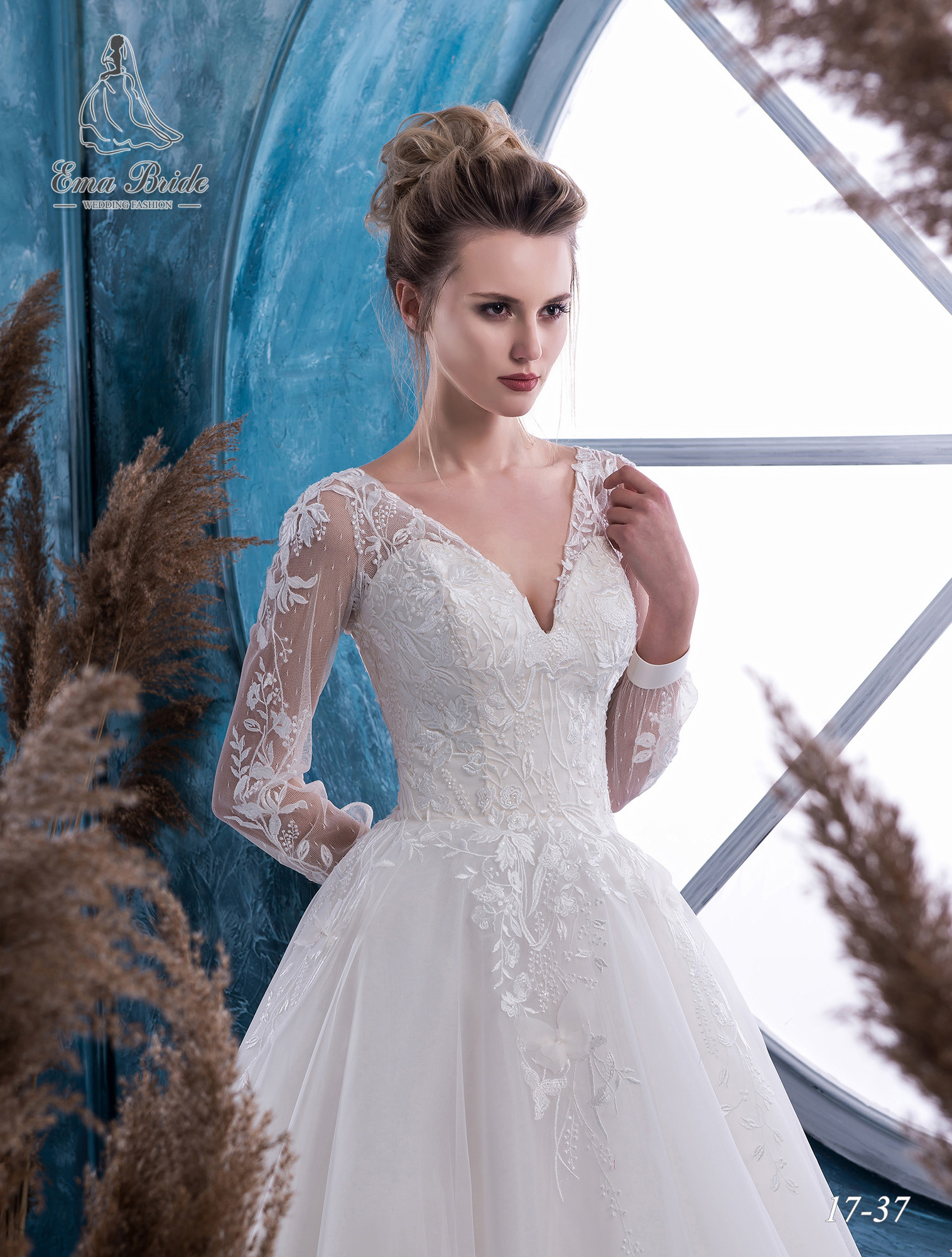 Wedding dress 17-37 wholesale-1