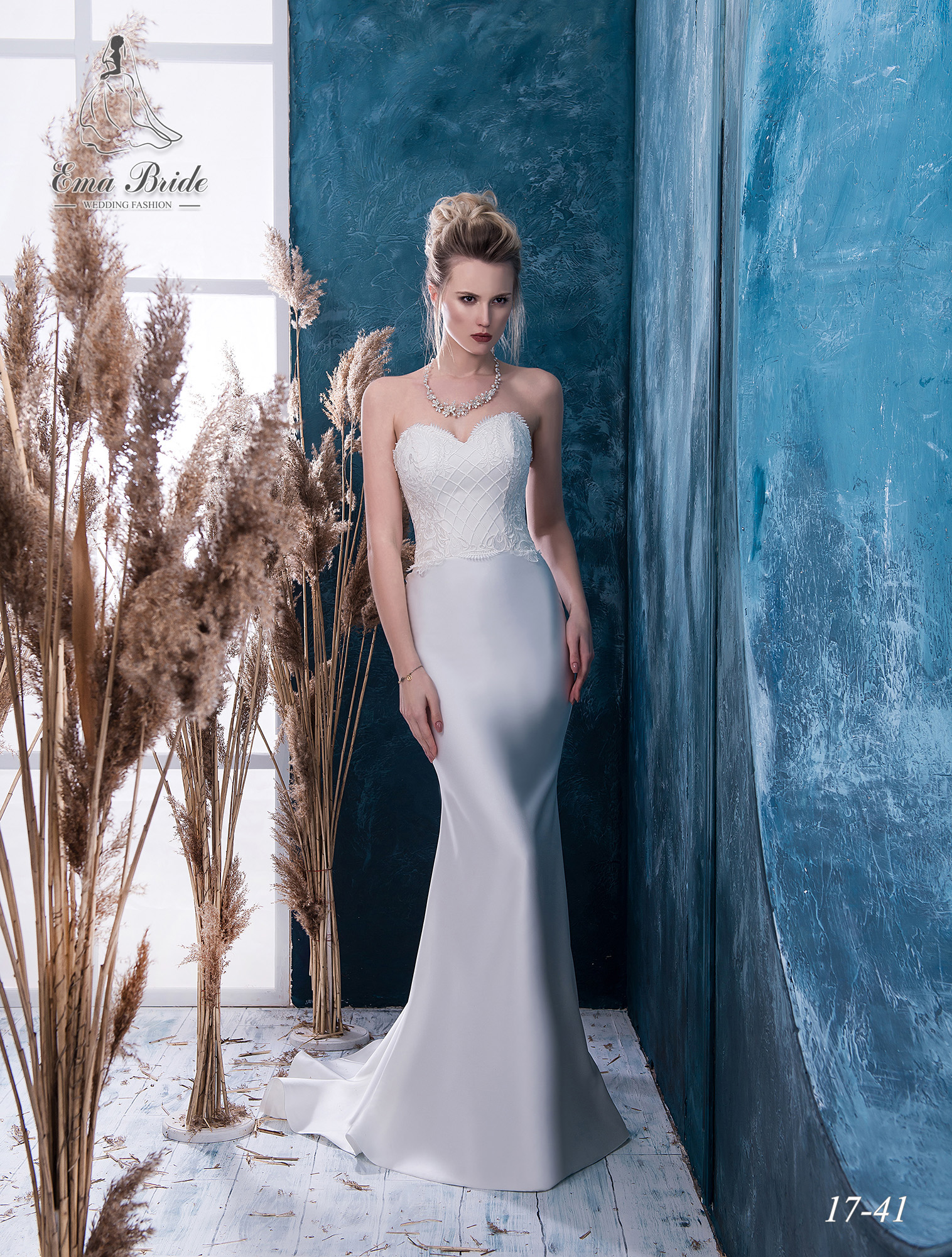 Wedding dress 17-41 wholesale
