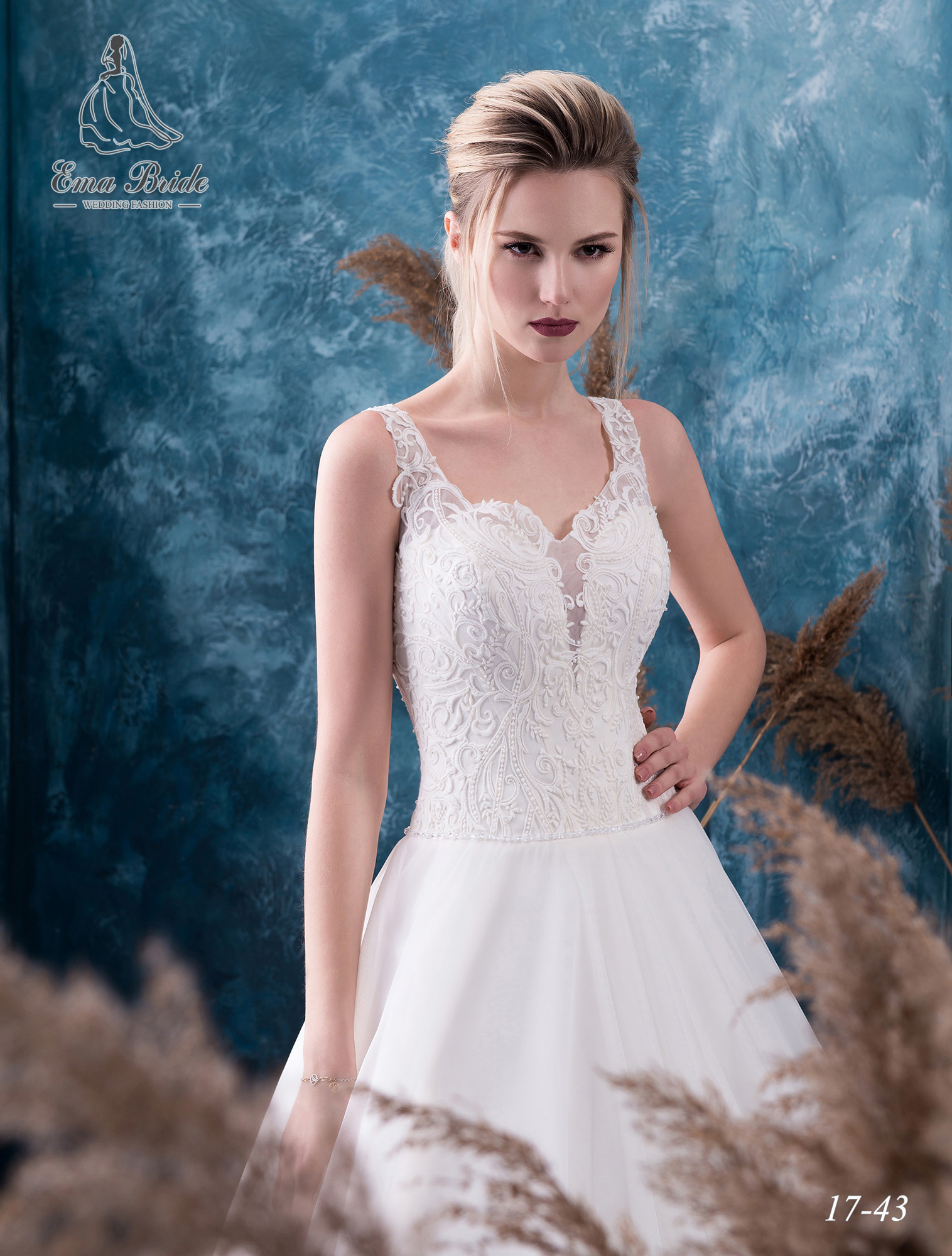 Wedding dress 17-43 wholesale-1