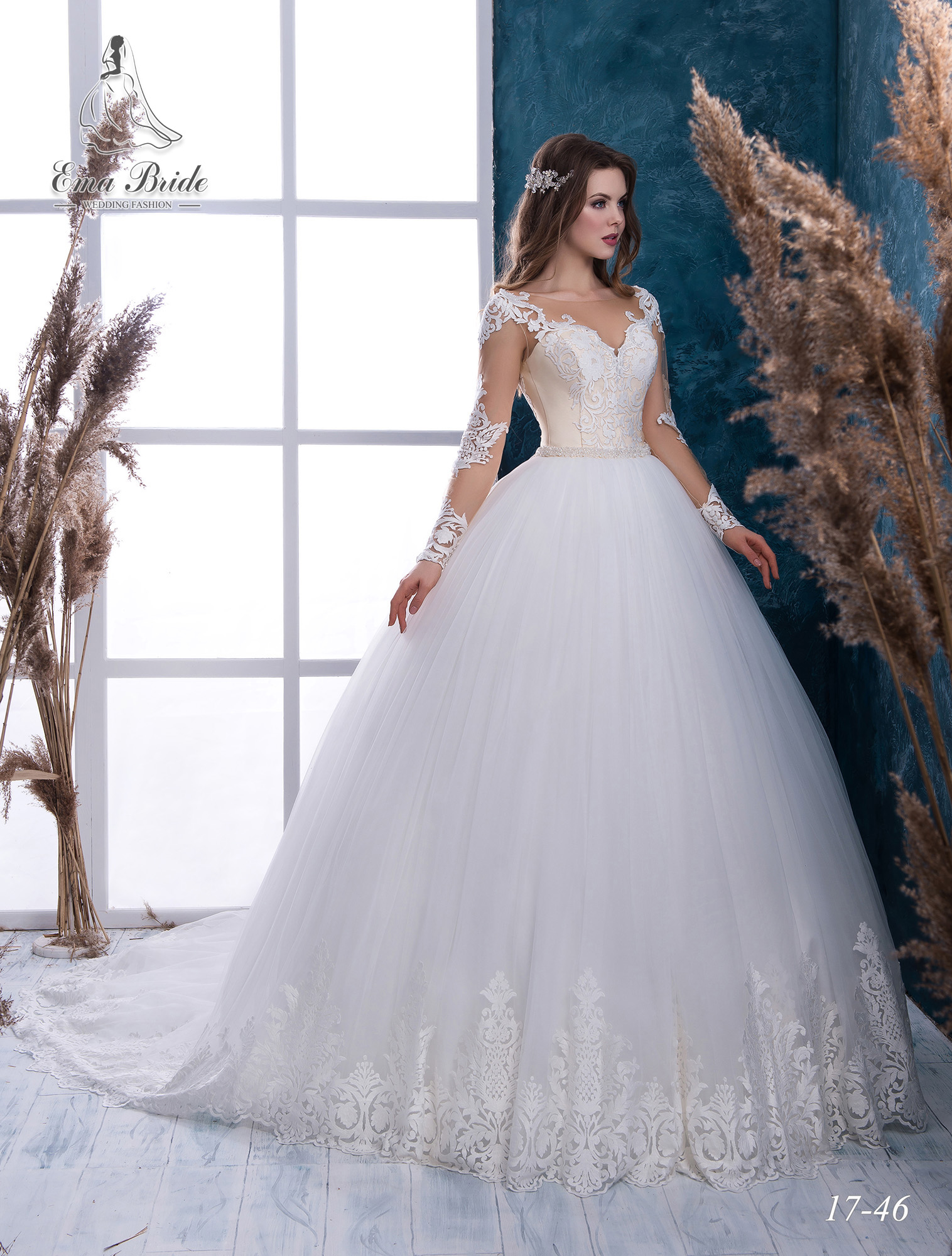 Wedding dress 17-46 wholesale