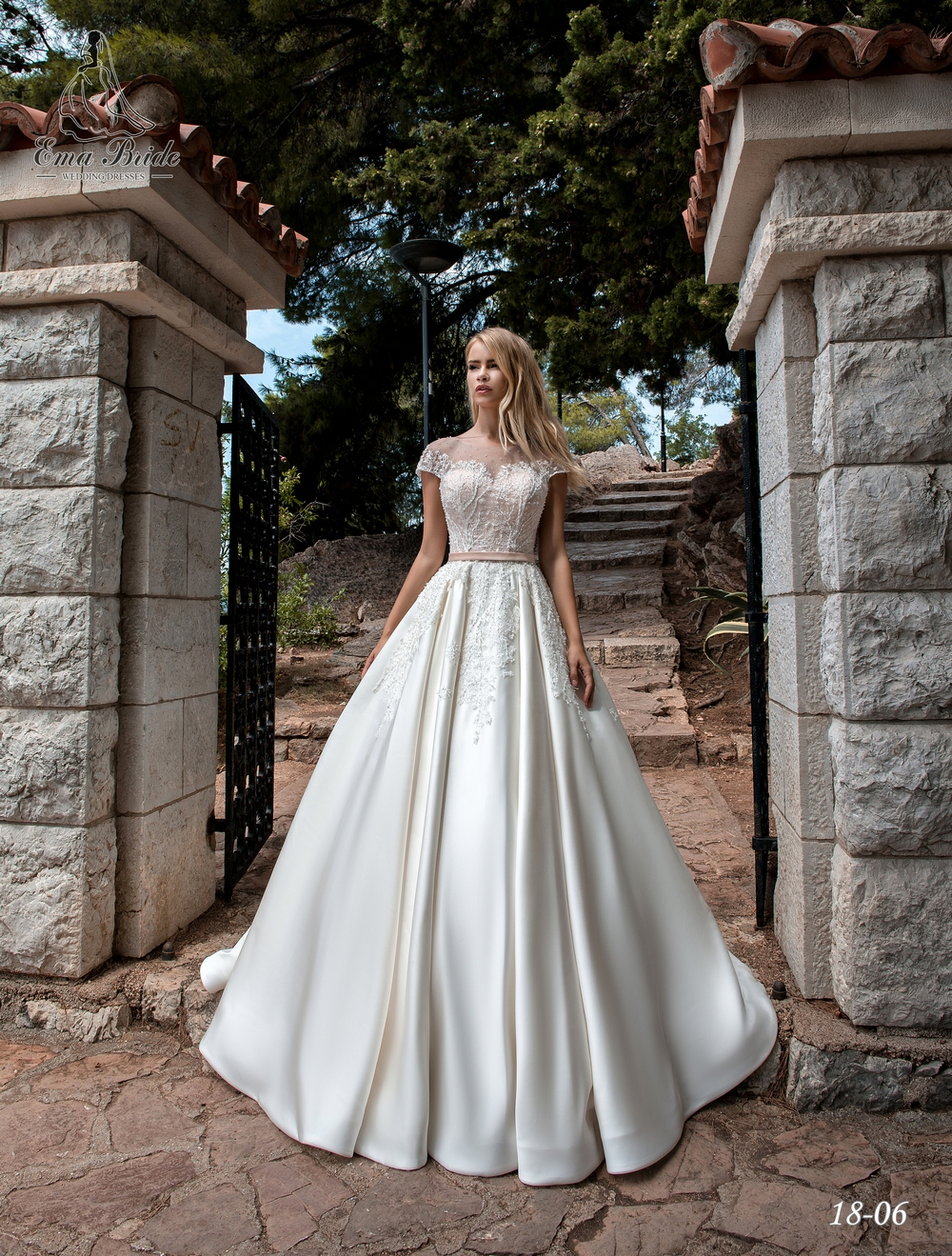 Wedding dress 18-06 wholesale-1