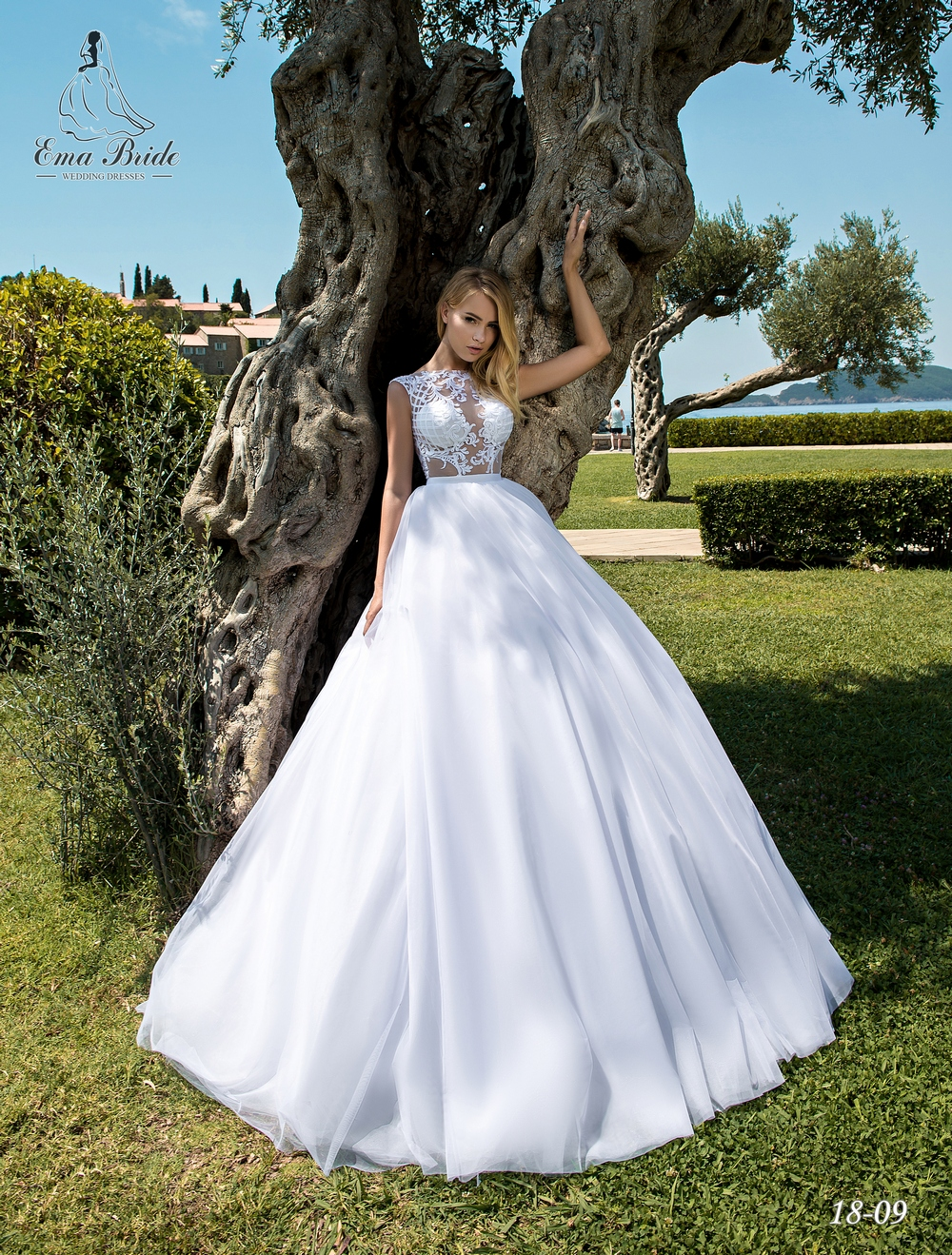 Wedding dress 18-09 wholesale-1