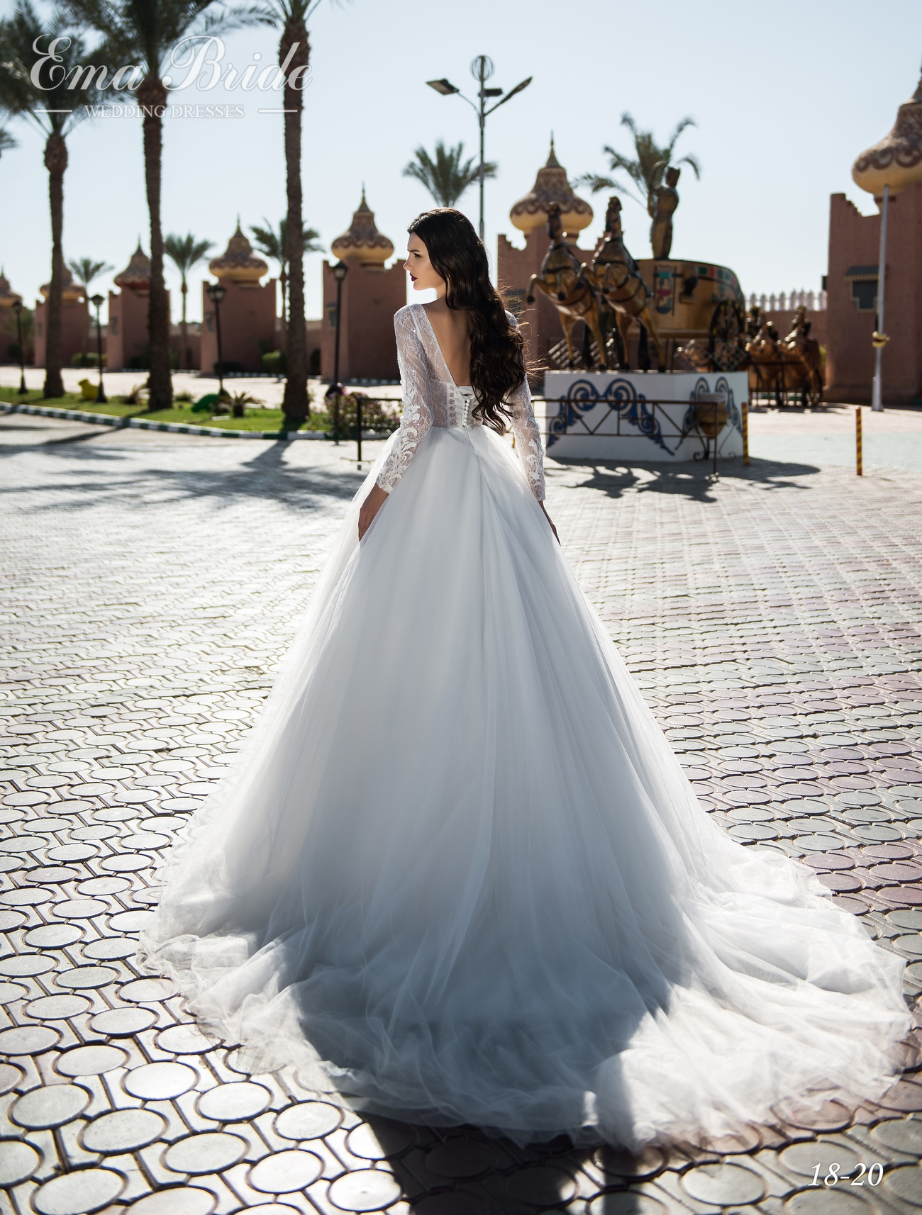 Wedding dress 18-20 wholesale-2
