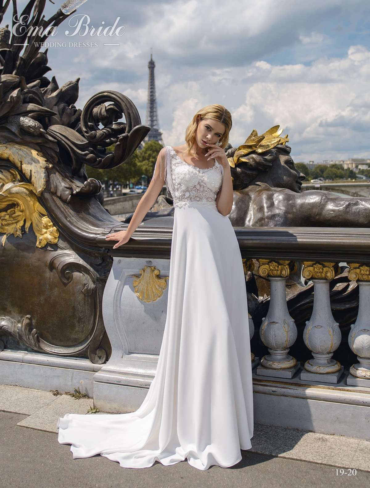 Direct wedding dress with fringe from the manufacturer wholesale-1