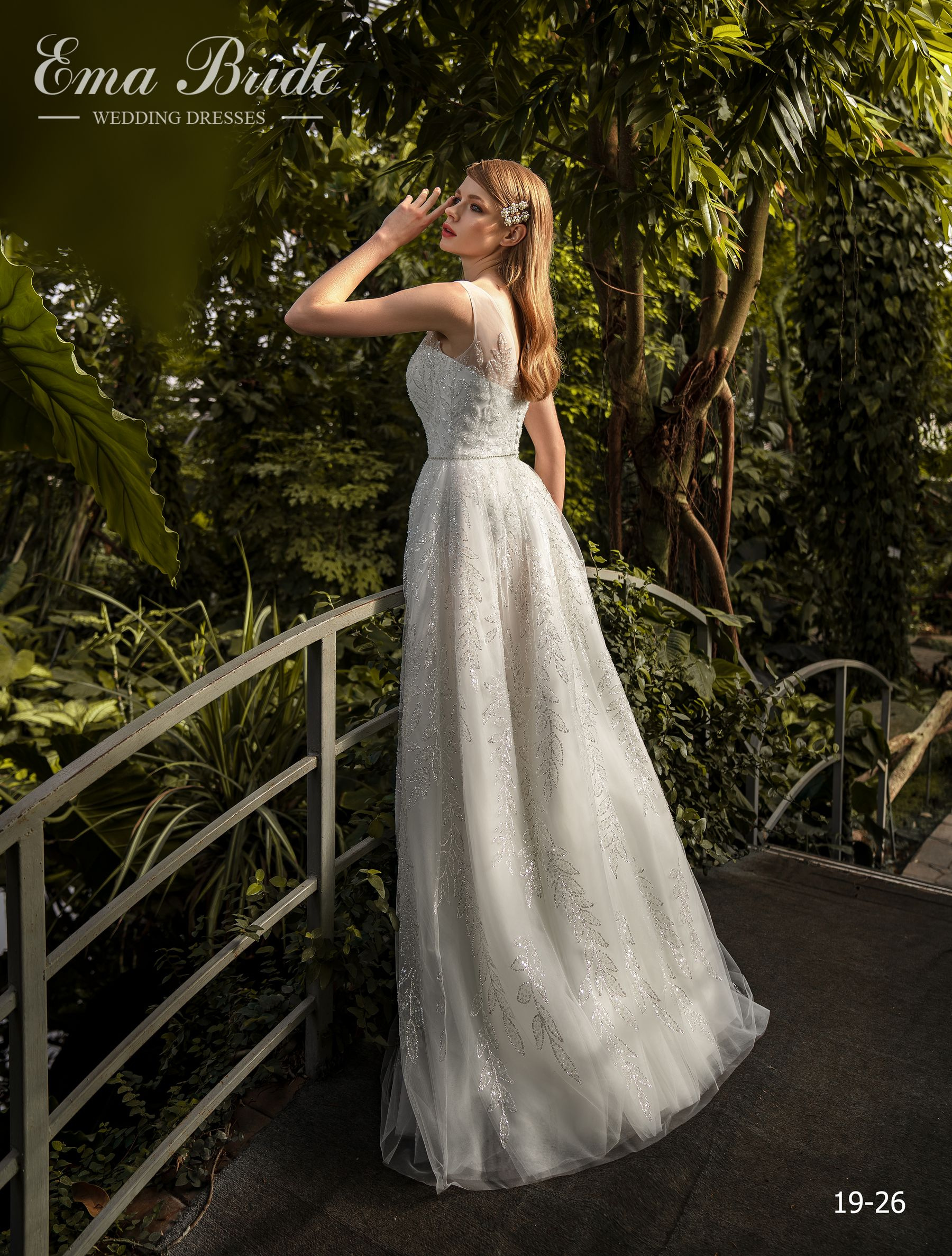 Model 19-26 | Buy wedding dresses wholesale by the ukrainian manufacturer Emabride-2