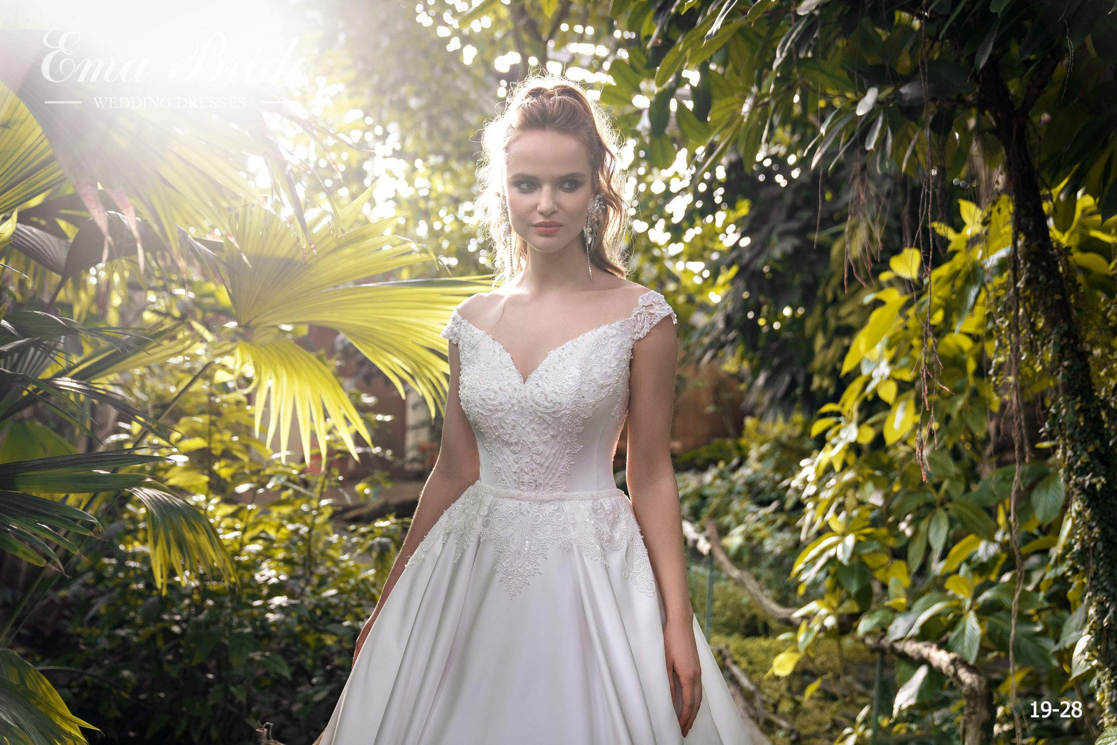 Model 19-28 | Buy wedding dresses wholesale by the ukrainian manufacturer Emabride-3