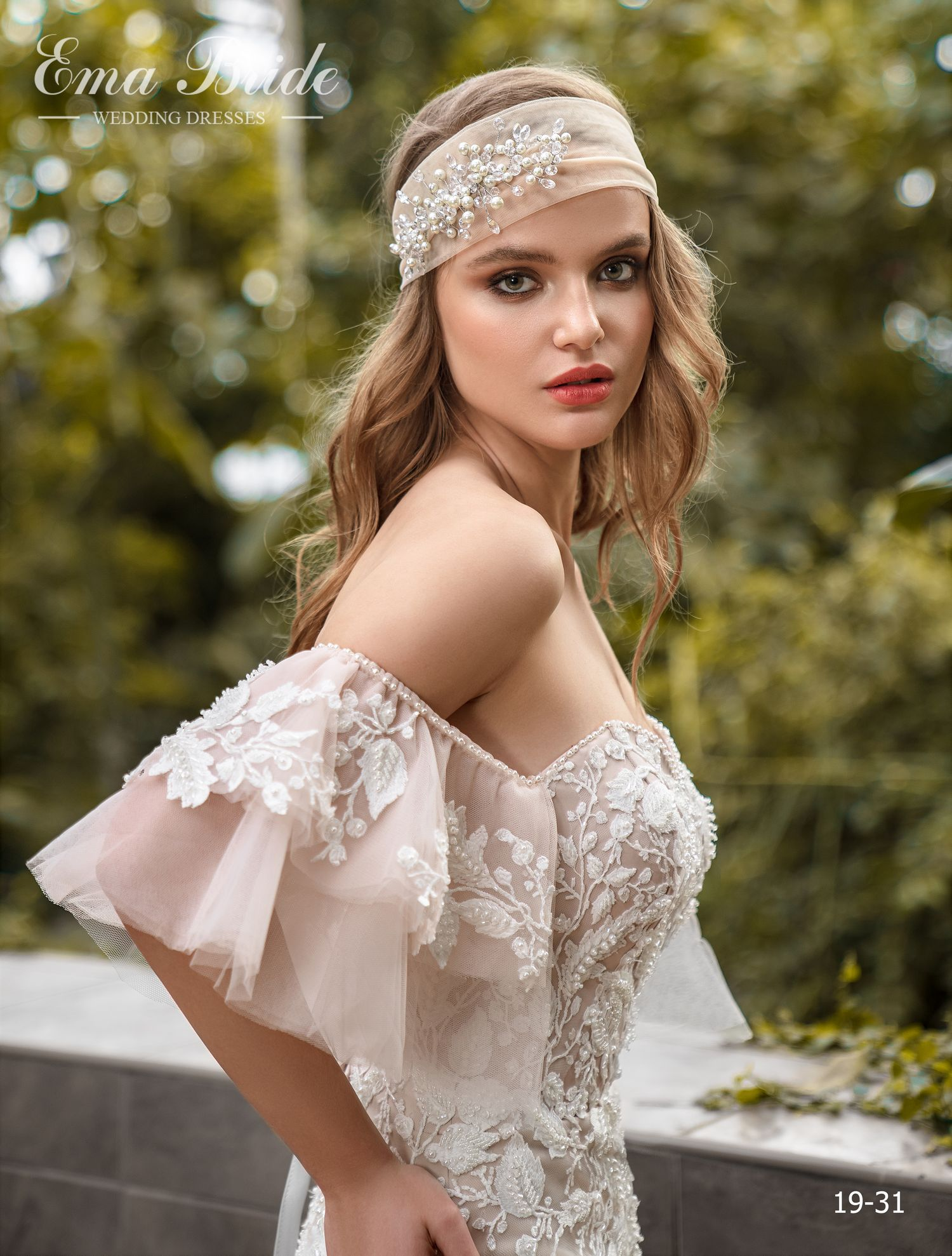 Model 19-31 | Buy wedding dresses wholesale by the ukrainian manufacturer Emabride-2