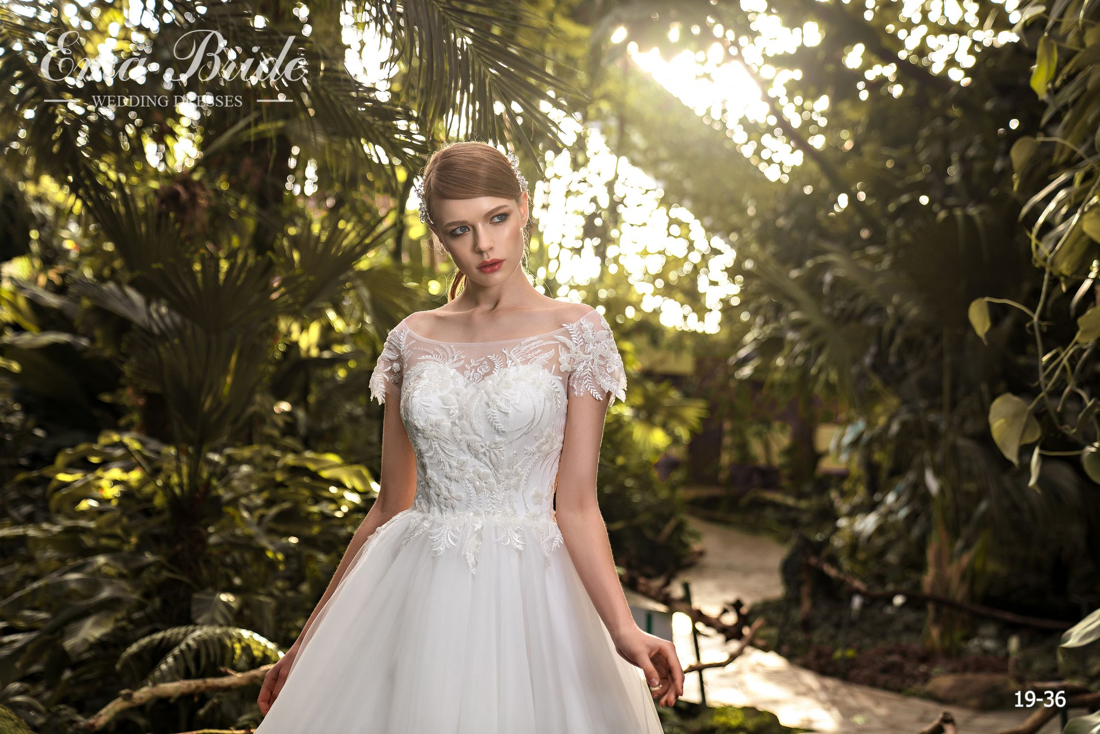 Model 19-36 | Buy wedding dresses wholesale by the ukrainian manufacturer Emabride-2