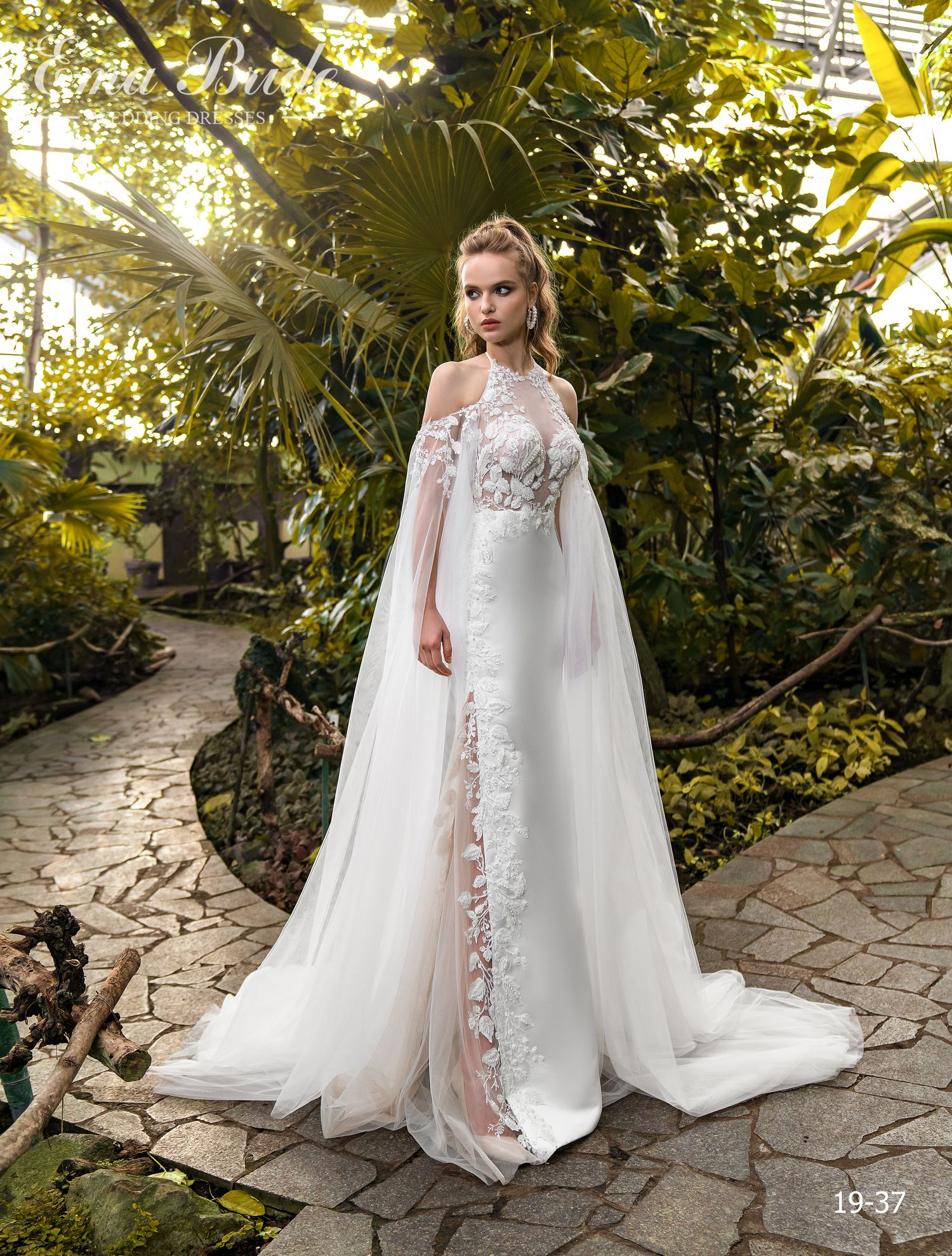 Model 19-37 | Buy wedding dresses wholesale by the ukrainian manufacturer Emabride