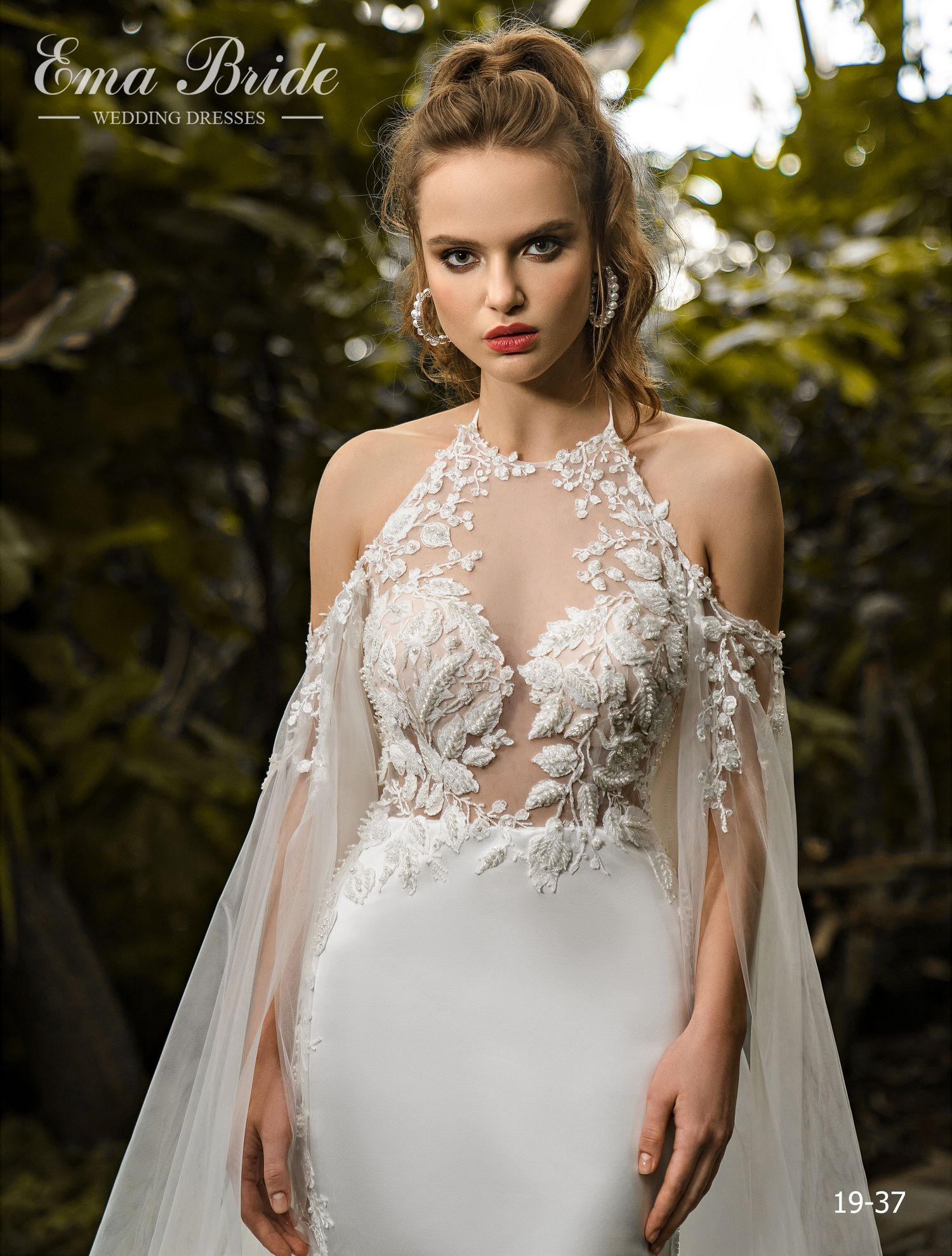 Model 19-37 | Buy wedding dresses wholesale by the ukrainian manufacturer Emabride-1