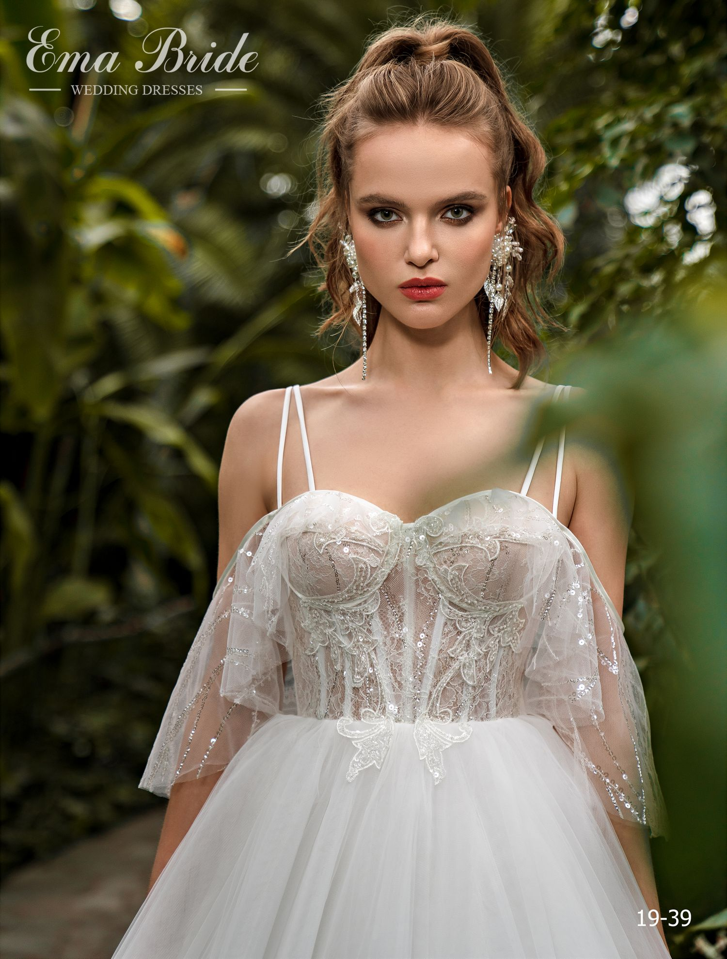Model 19-39 | Buy wedding dresses wholesale by the ukrainian manufacturer Emabride-1