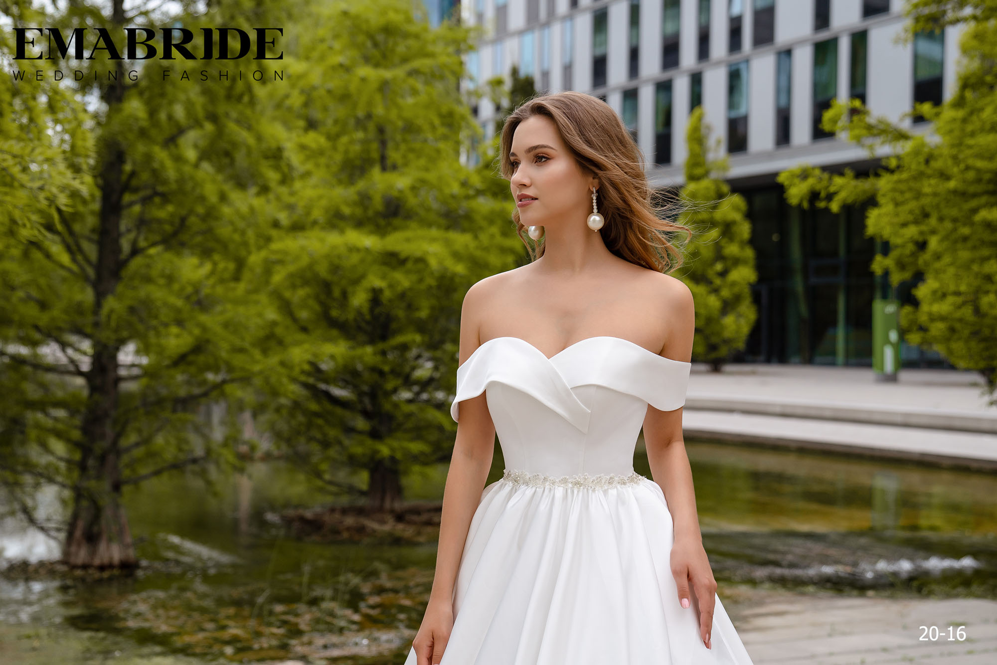 Model 20-16 | Buy wedding dresses wholesale by the ukrainian manufacturer Emabride-1