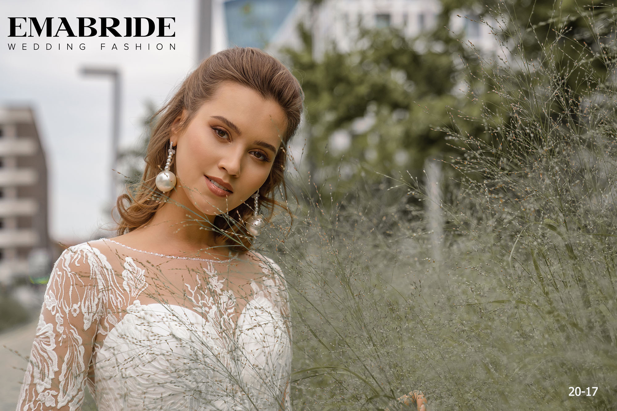 Model 20-17 | Buy wedding dresses wholesale by the ukrainian manufacturer Emabride-2