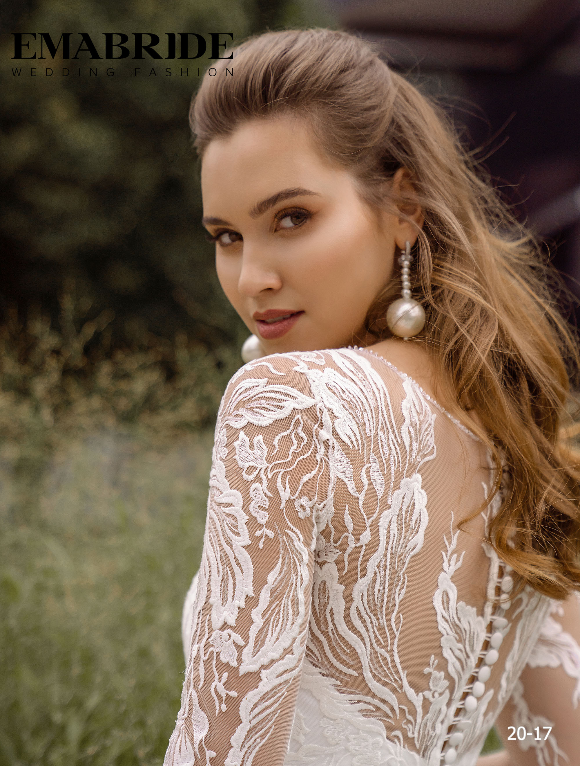 Model 20-17 | Buy wedding dresses wholesale by the ukrainian manufacturer Emabride-4