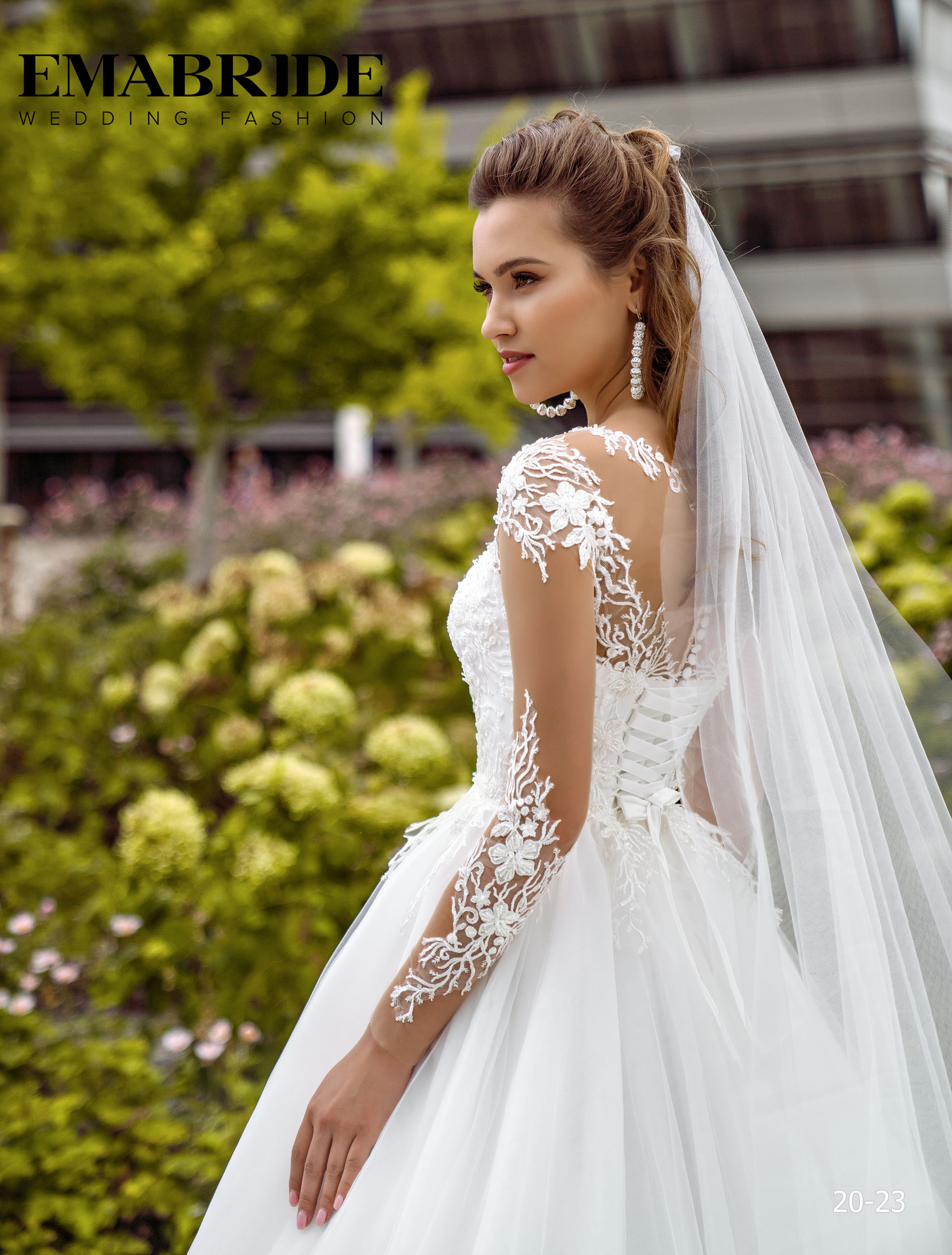Model 20-23 | Buy wedding dresses wholesale by the ukrainian manufacturer Emabride-3