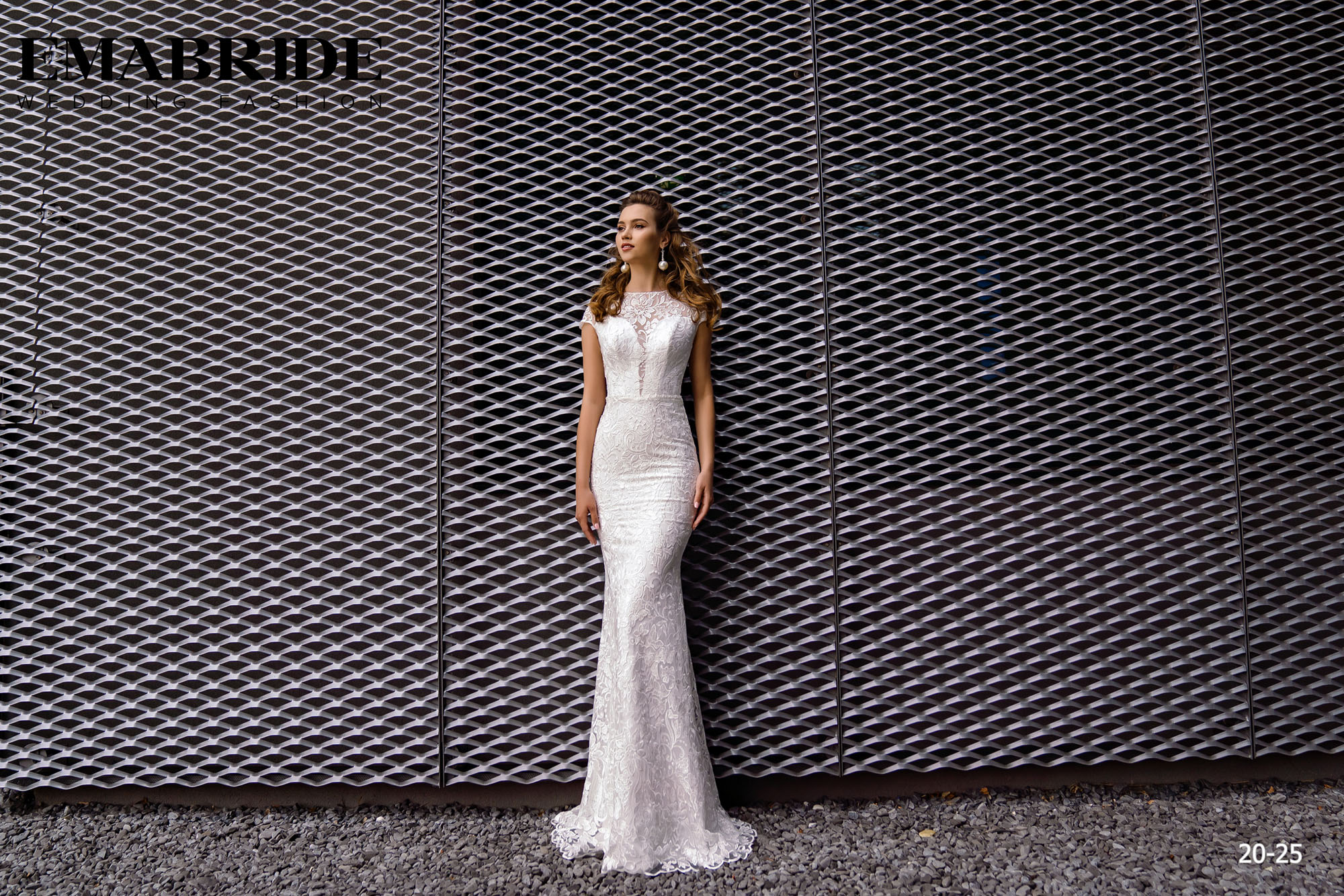Model 20-25 | Buy wedding dresses wholesale by the ukrainian manufacturer Emabride-1