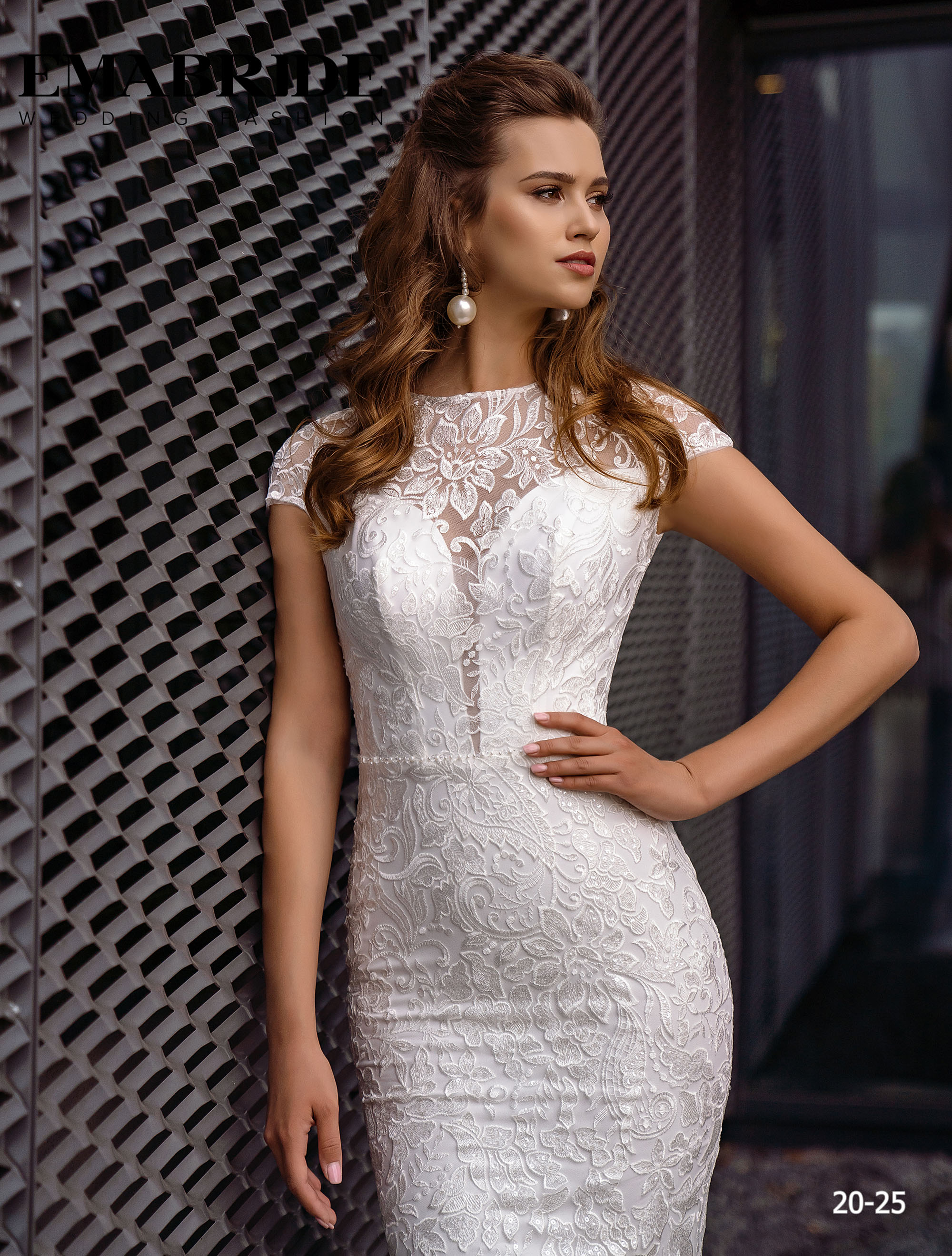 Model 20-25 | Buy wedding dresses wholesale by the ukrainian manufacturer Emabride-2