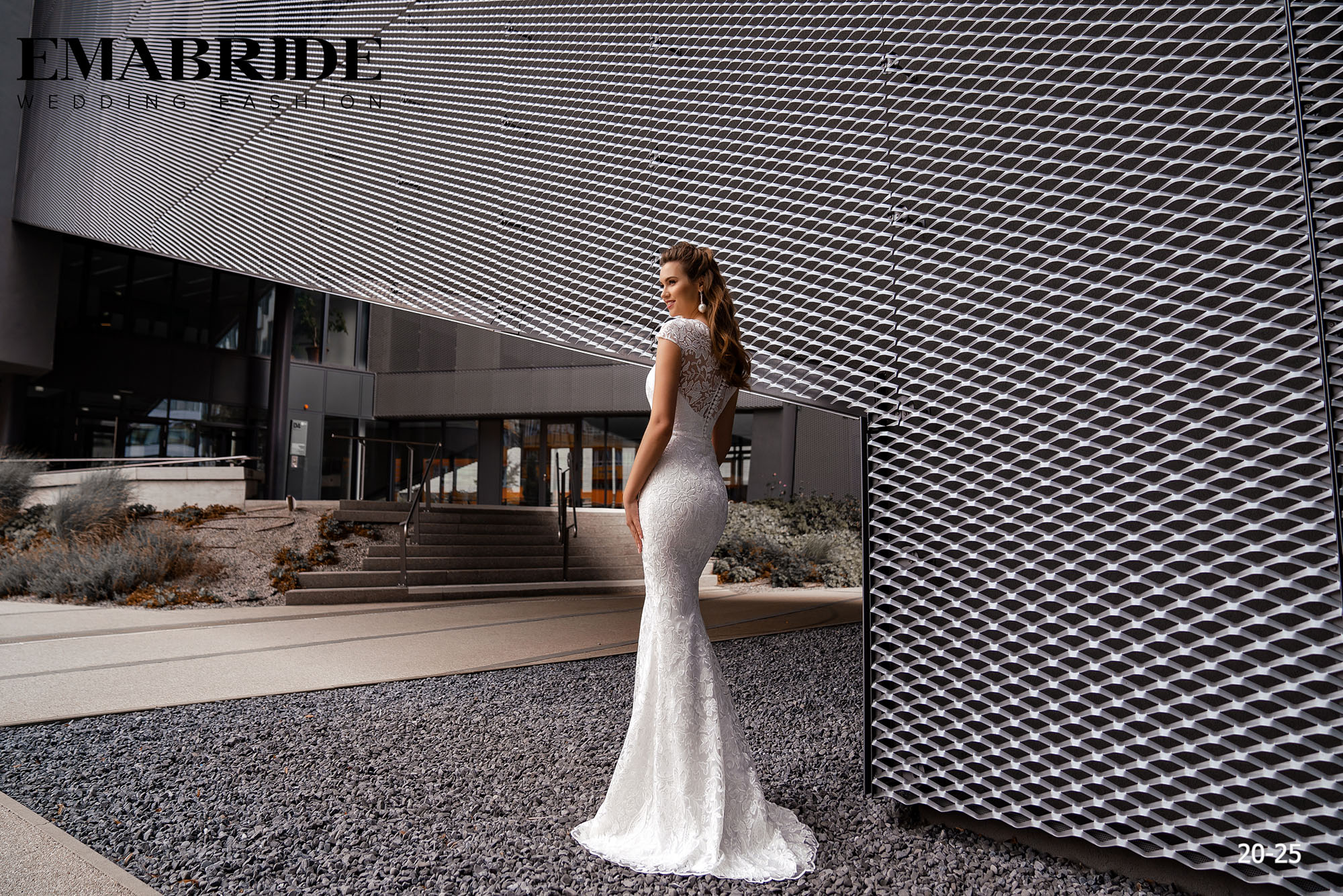 Model 20-25 | Buy wedding dresses wholesale by the ukrainian manufacturer Emabride-3