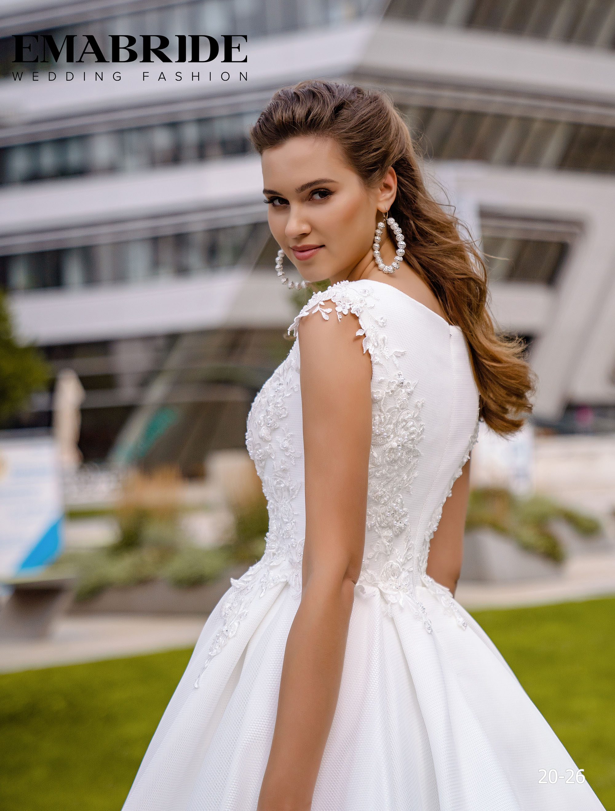 Model 20-26 | Buy wedding dresses wholesale by the ukrainian manufacturer Emabride-2