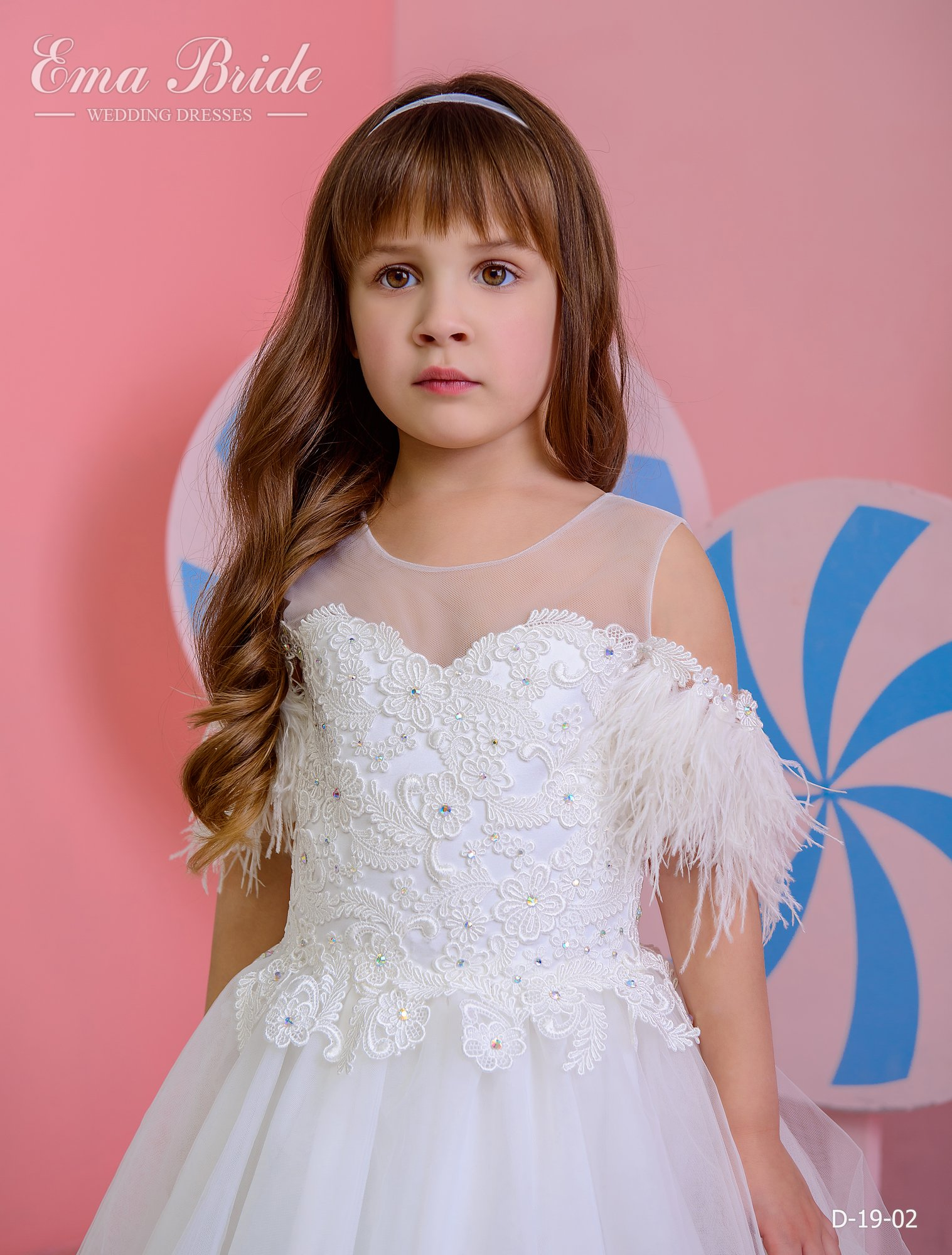 Children's dress by EmaBride D-19-02 2019-1