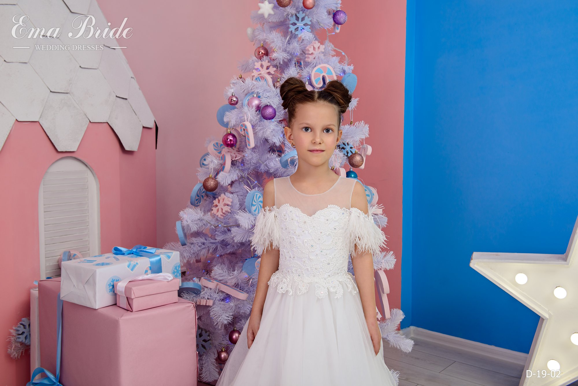Children's dress by EmaBride D-19-02 2019-2