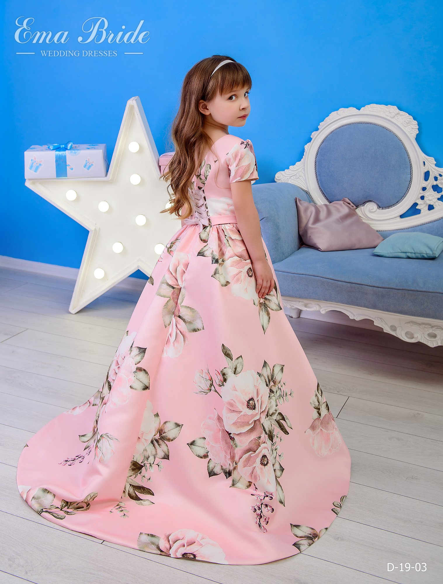 Children's dress by EmaBride D-19-03 2019-2