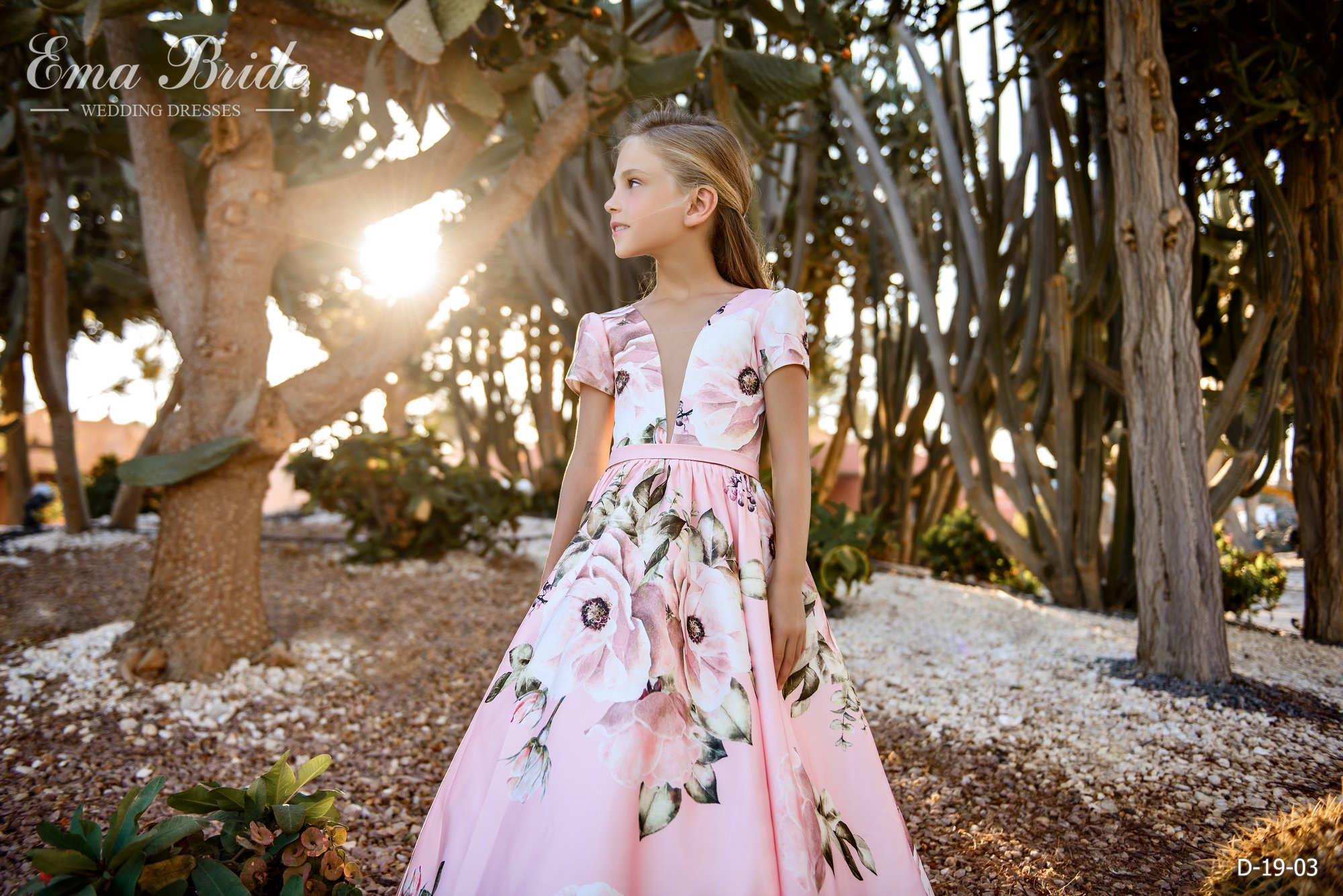 Children's dress by EmaBride D-19-03 2019-6