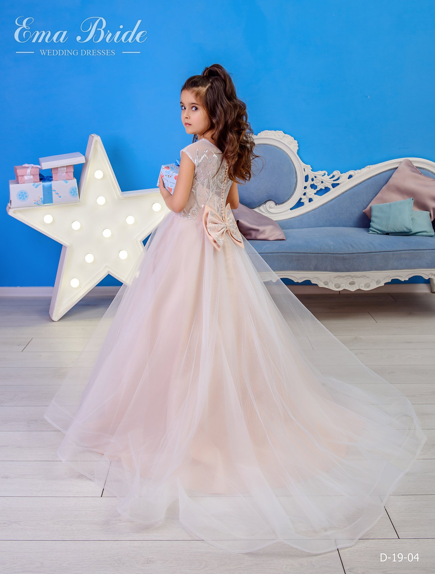 Children's dress by EmaBride D-19-04 2019-1