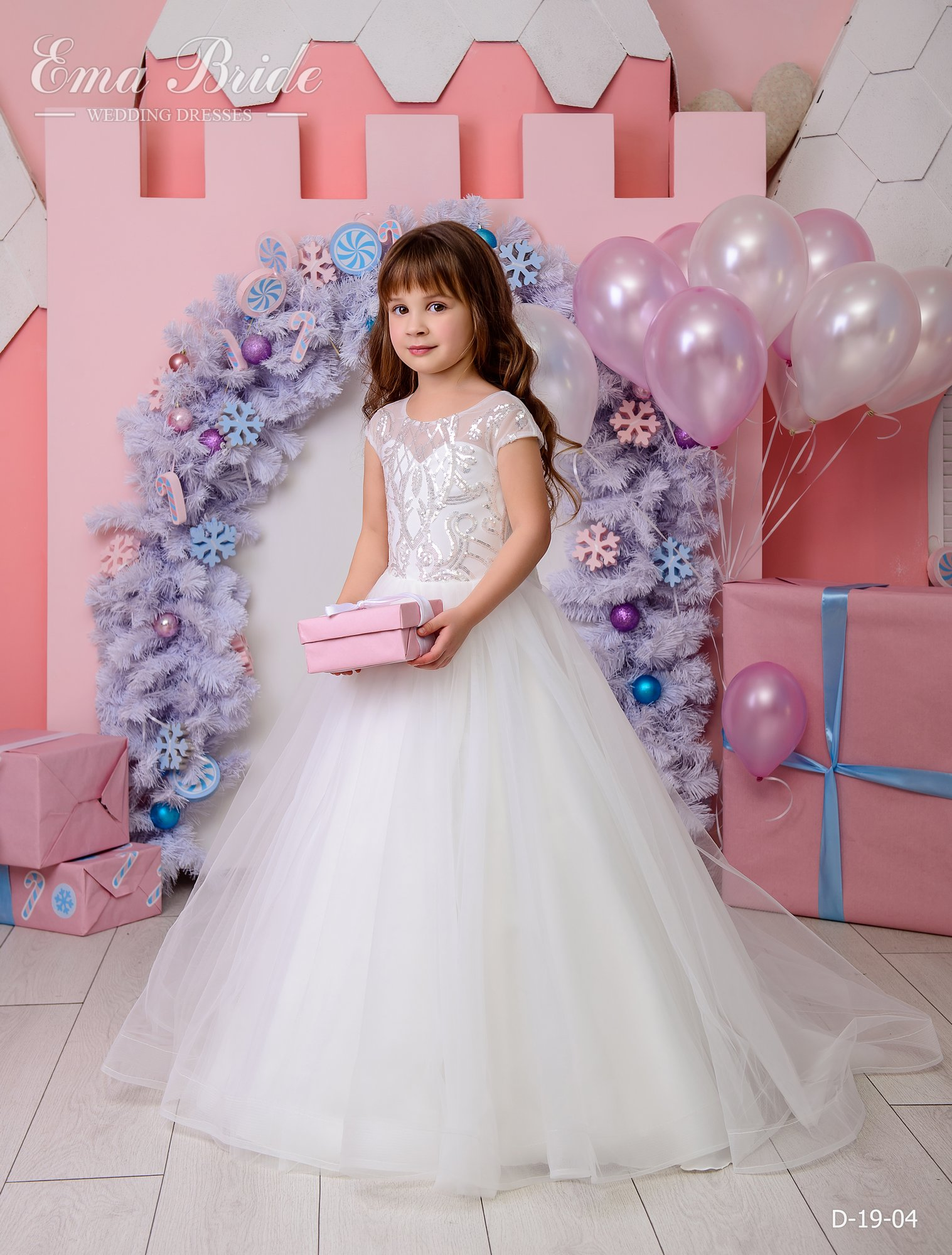Children's dress by EmaBride D-19-04 2019-2