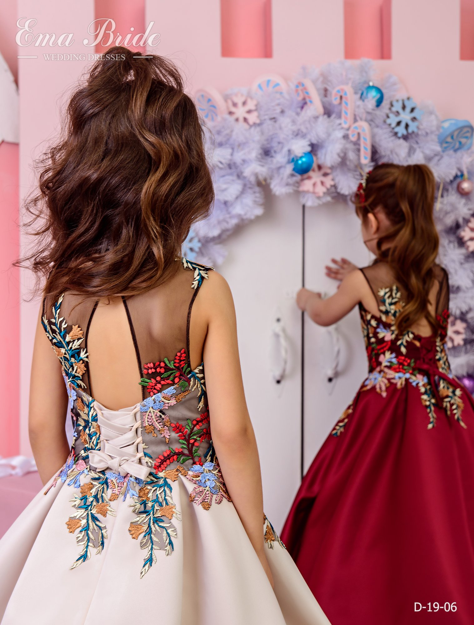 Children's dress by EmaBride D-19-06 2019-1