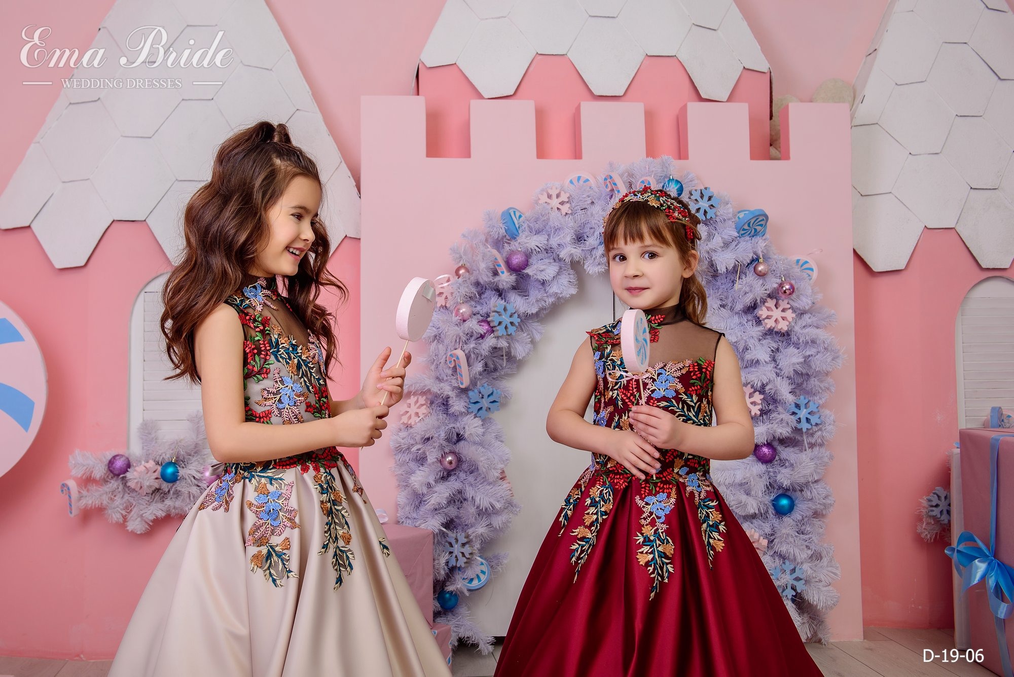 Children's dress by EmaBride D-19-06 2019-2
