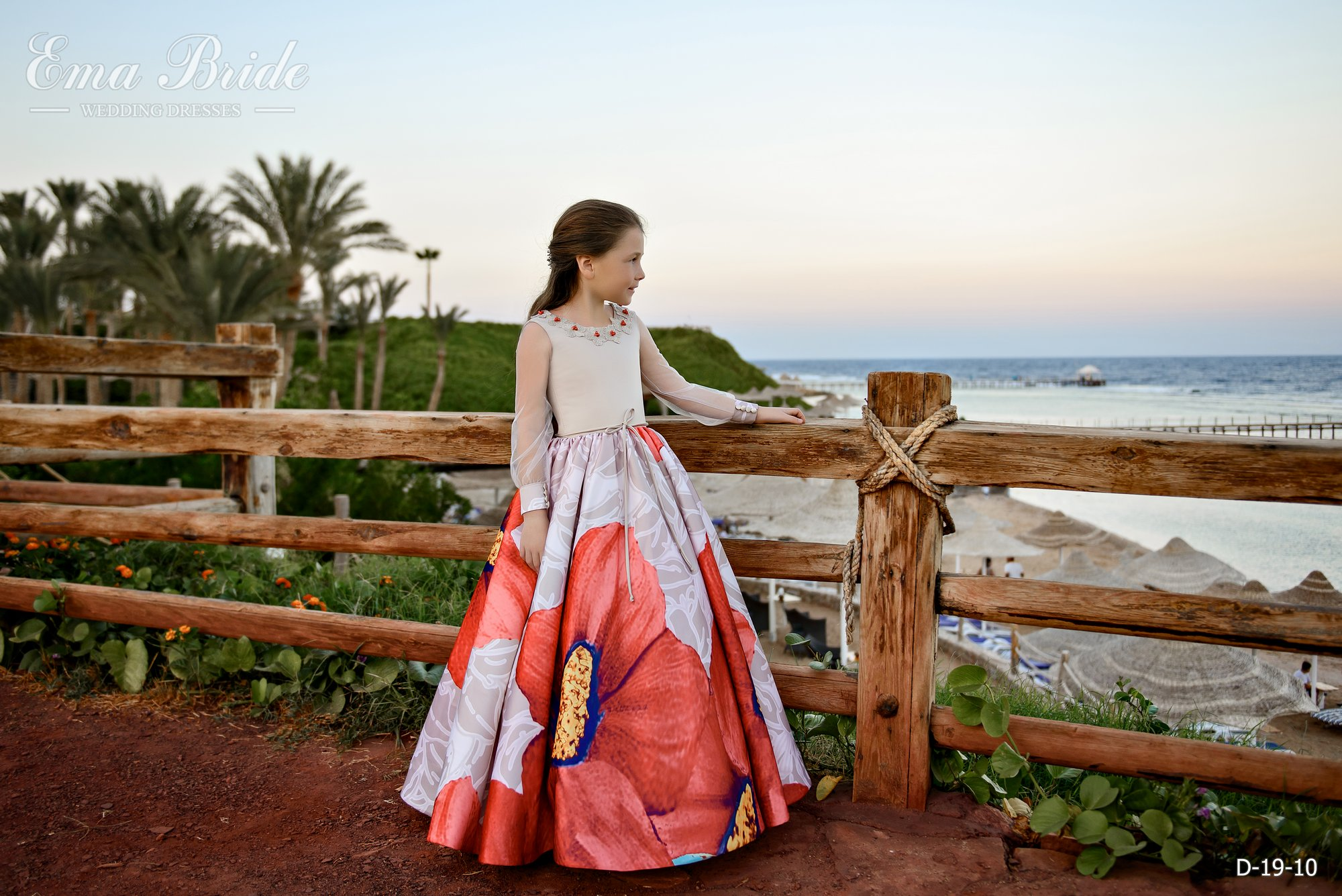 Children's dress by EmaBride D-19-10 2019-2