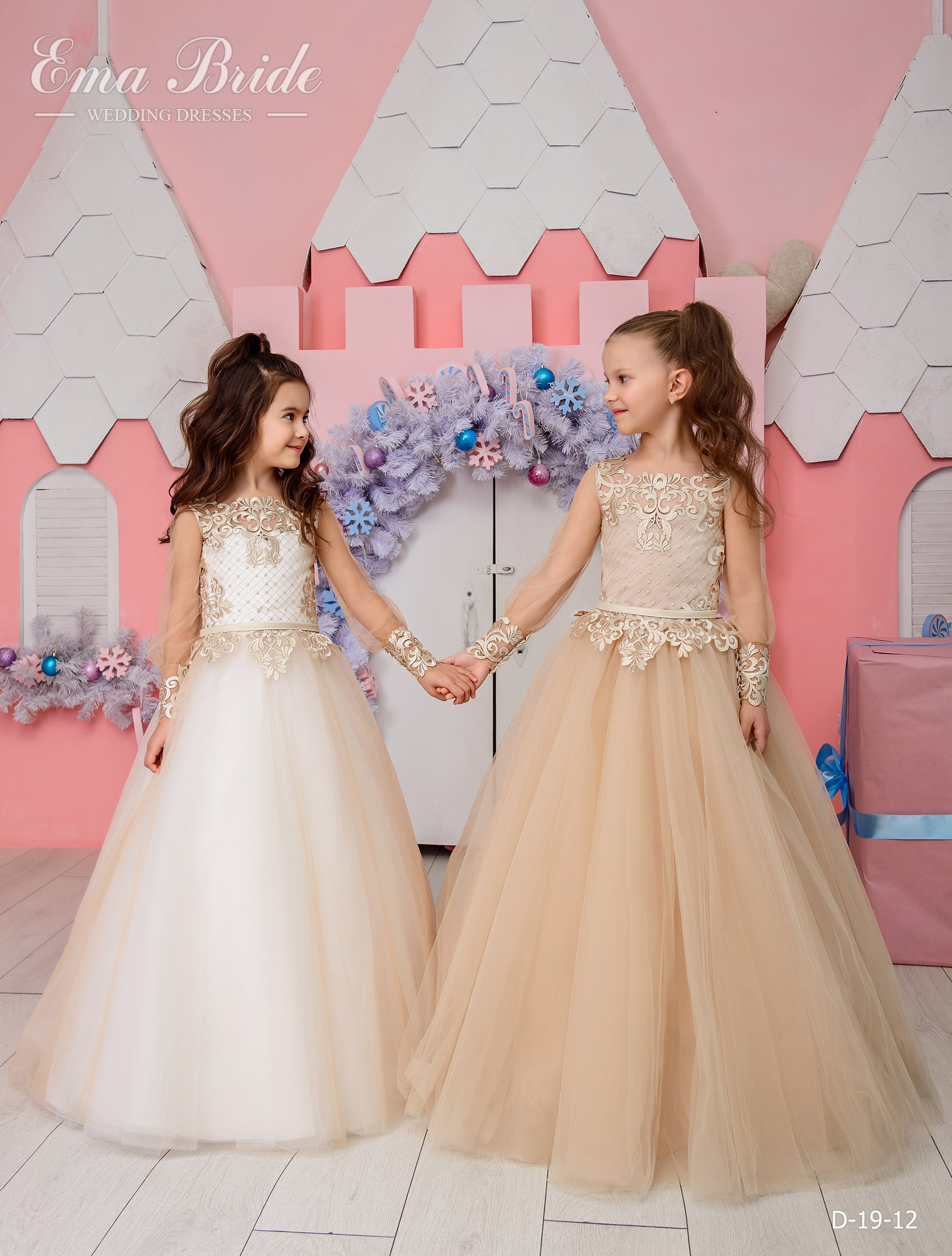 Children's dress by EmaBride D-19-12 2019-1