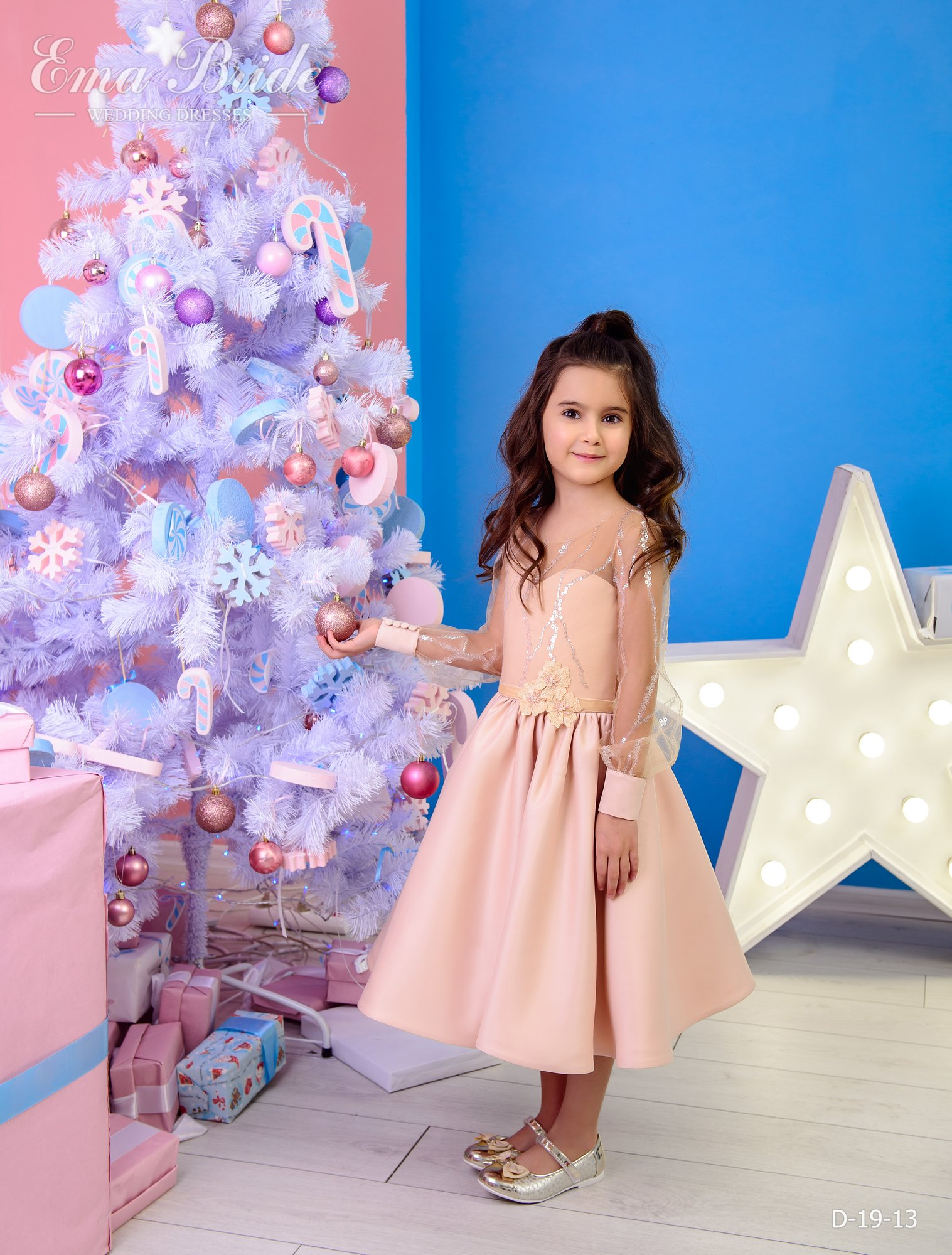 Children's dress by EmaBride D-19-13 2019