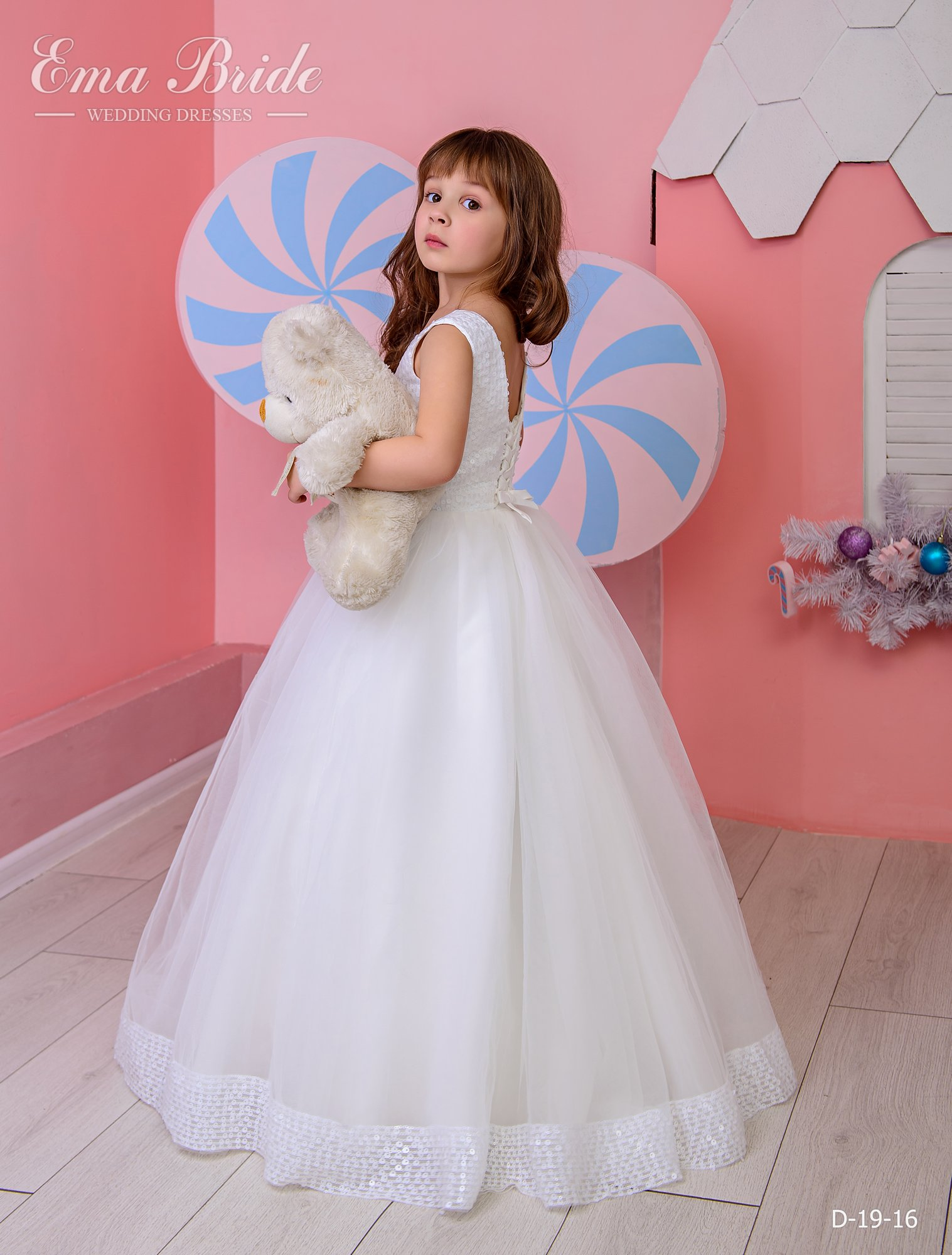 Children's dress by EmaBride D-19-16 2019-2