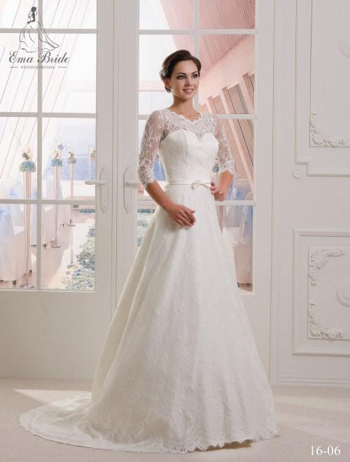Wedding dress 16-06 wholesale