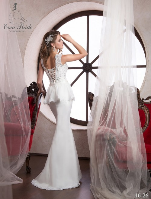 Wedding dress 16-26 wholesale