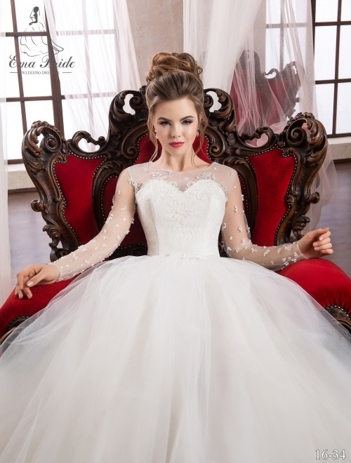 Wedding dress 16-34 wholesale