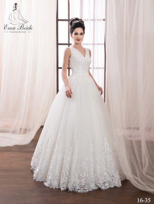 Wedding dress 16-35 wholesale