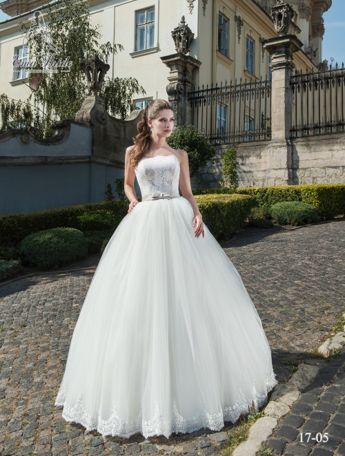 Wedding dress 17-05 wholesale