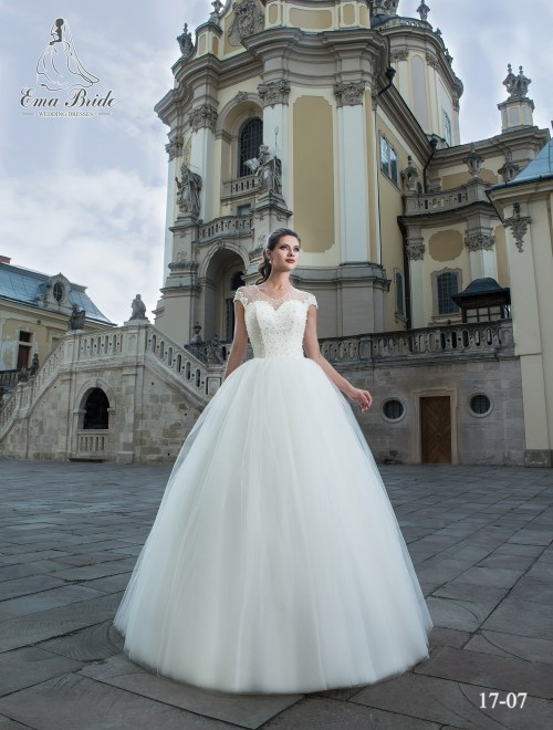 Wedding dress 17-07 wholesale