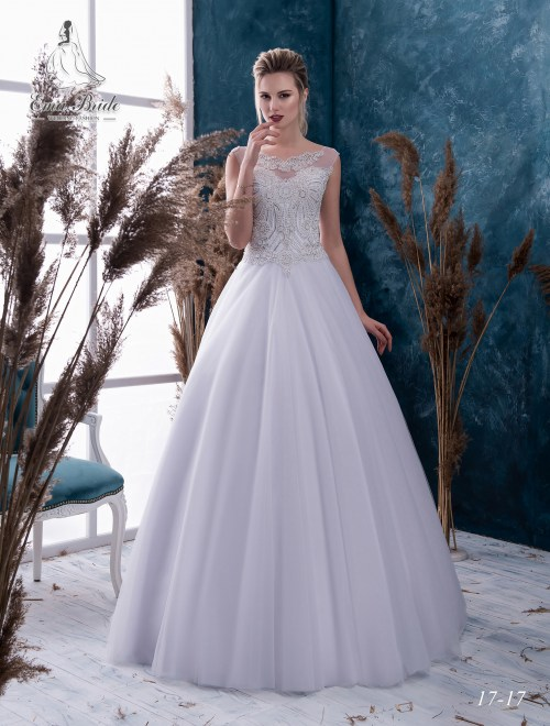Wedding dress 17-17 wholesale