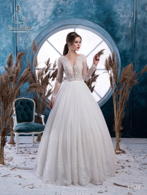 Wedding dress 17-18 wholesale